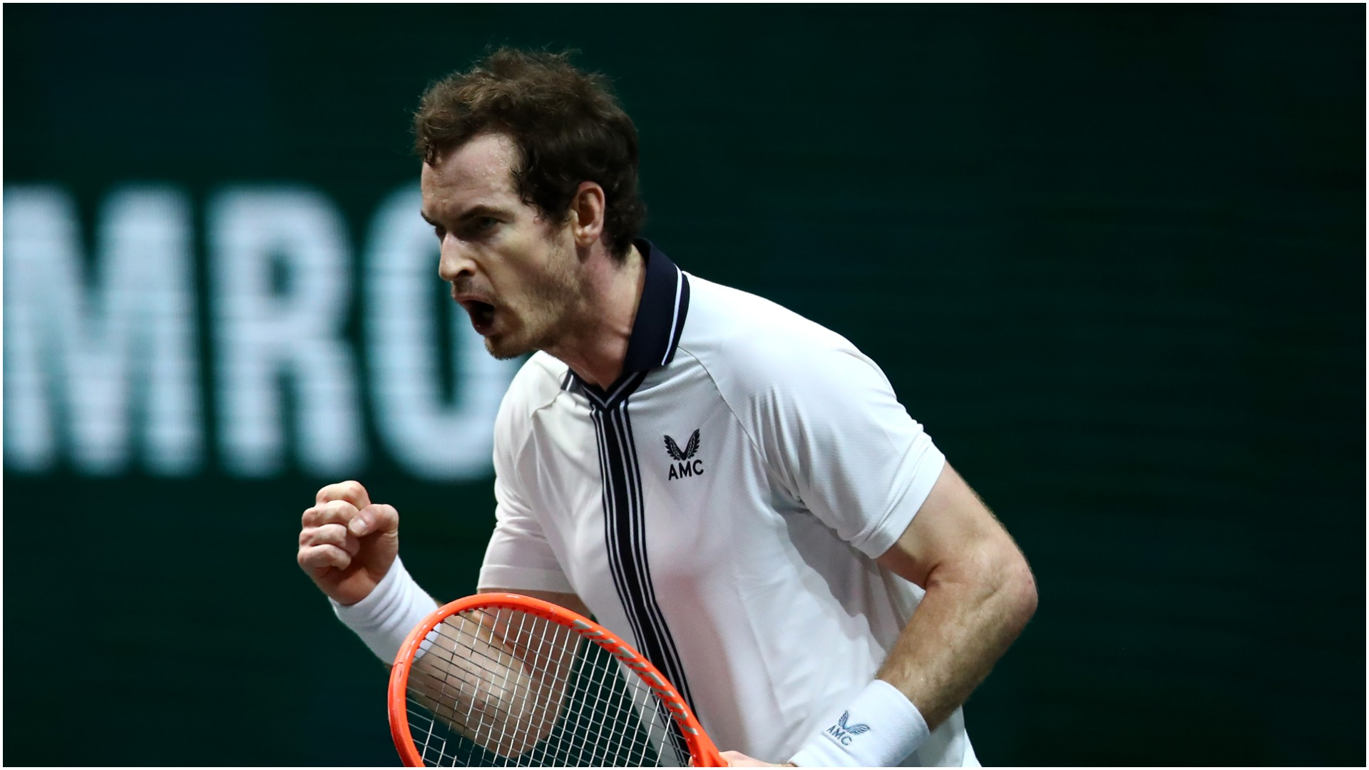Murray comes from behind to beat Haase in Rotterdam