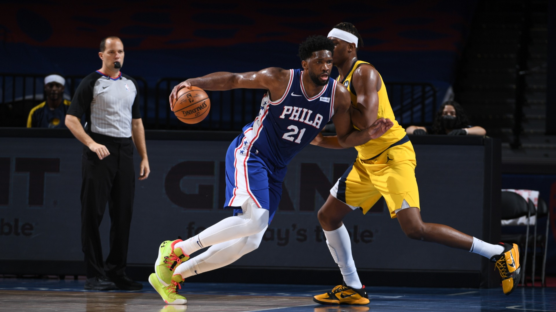 Embiid 'dominates' Turner again and claims DPOY edge
