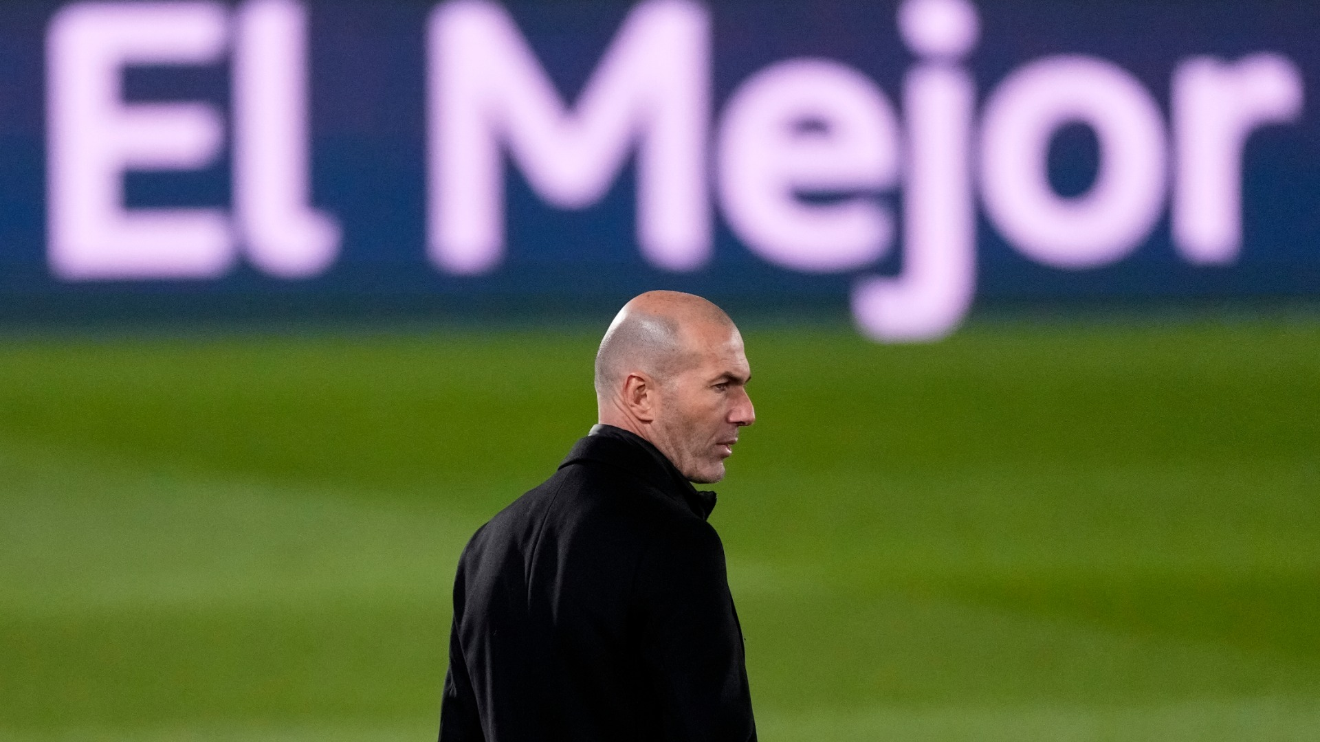 Zidane accepts half-time changes may have cost Real Madrid