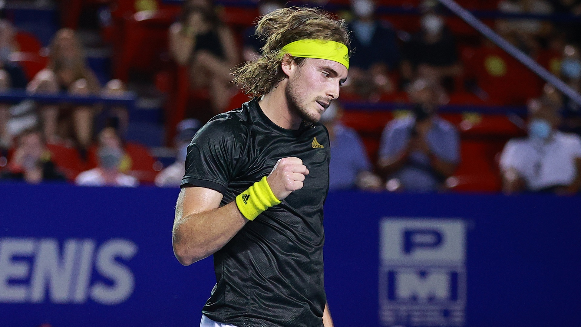 Tsitsipas to face Zverev in Mexican Open final after easing past Musetti