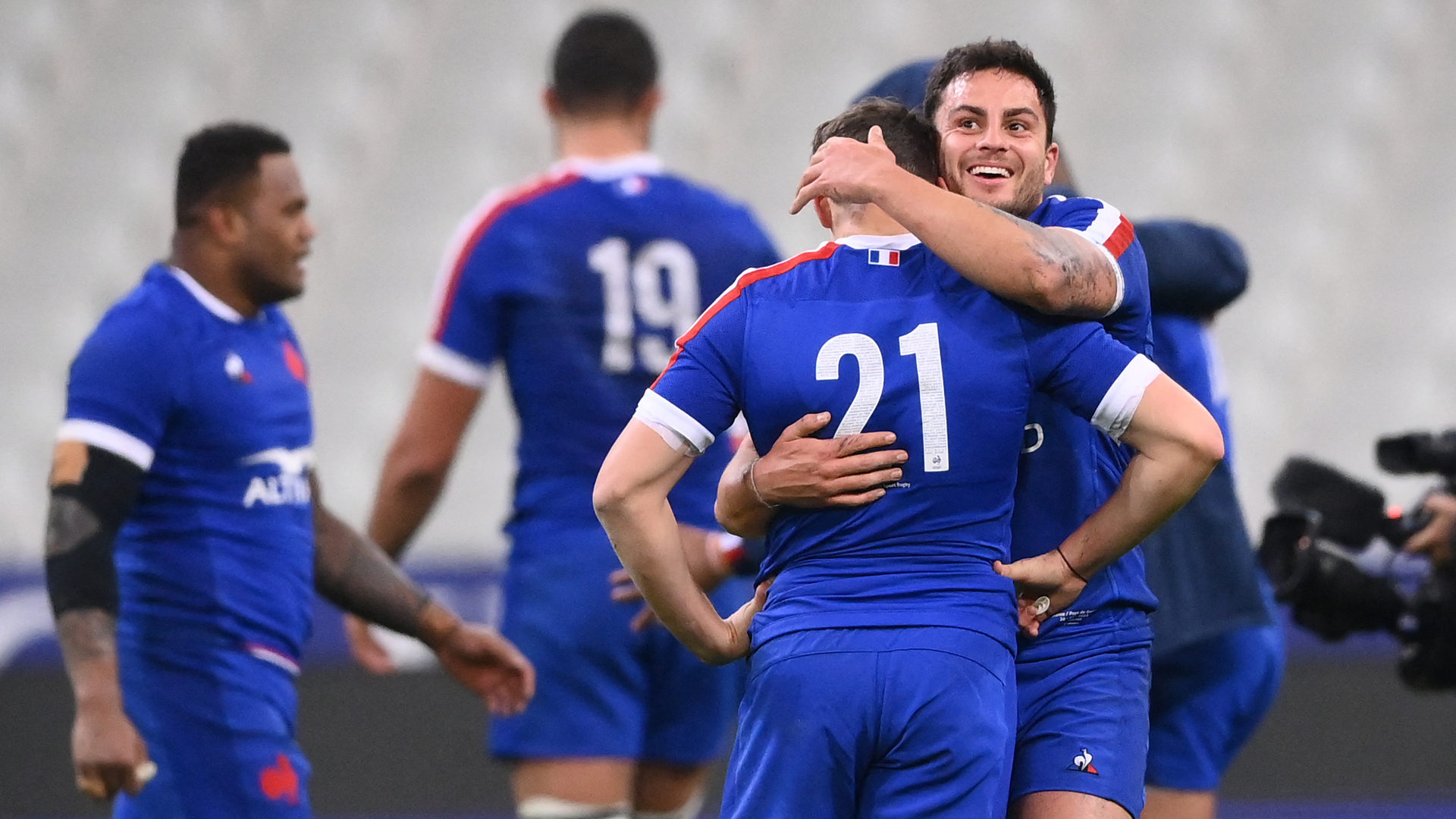 Six Nations 2021: Ibanez hails France belief after last-gasp win over Wales
