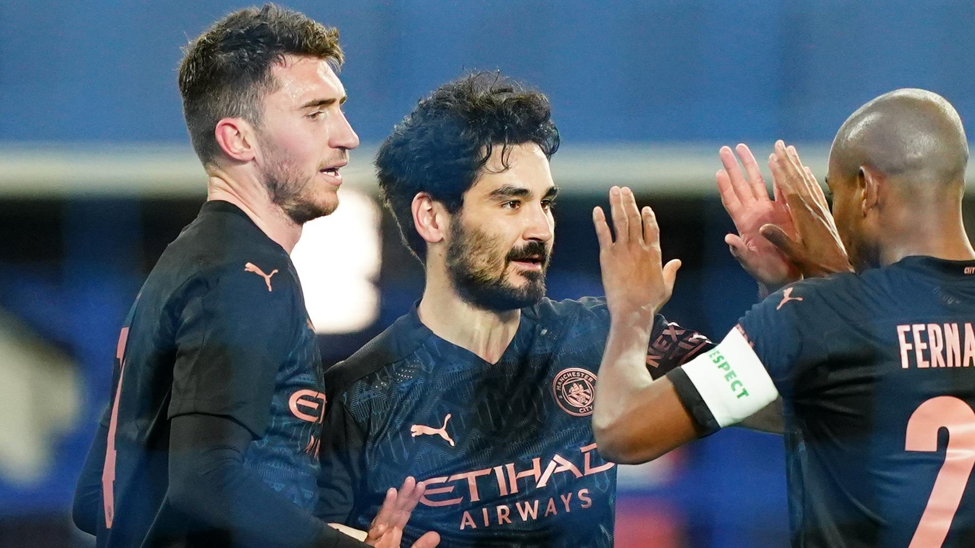 Gundogan: Expect more defensive tactics to stop Manchester City quadruple bid