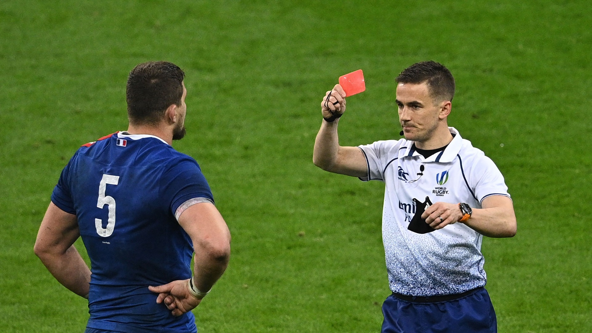 Galthie accuses Wales players over Willemse red as Fickou targets Scots