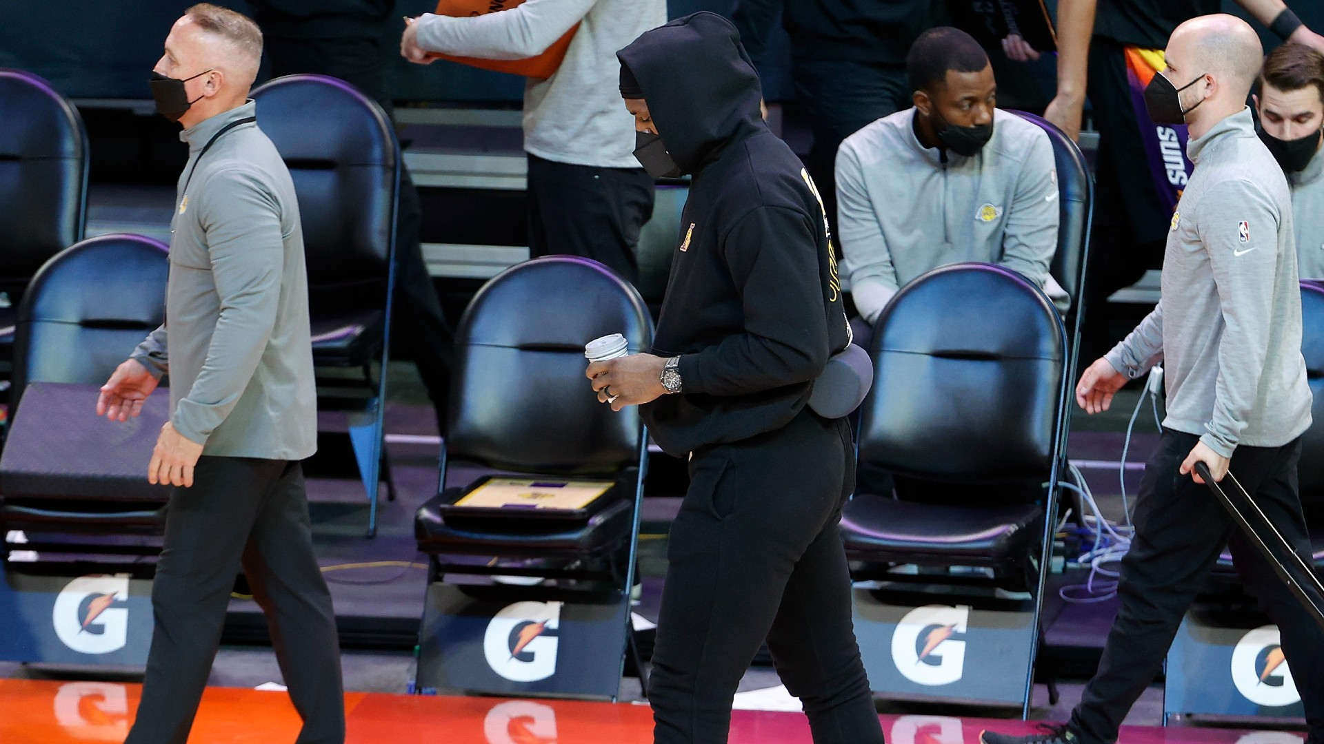 Lakers to lean on Schroder as NBA champions adjust to life without LeBron