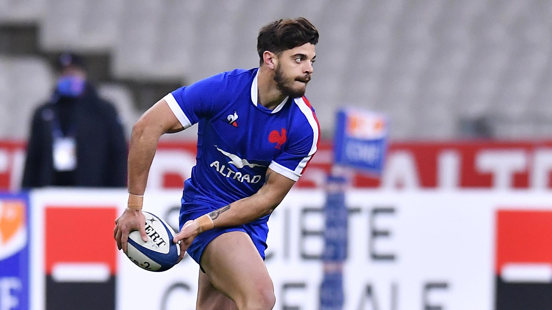 Six Nations 2021: France star Ntamack back for Scotland showdown