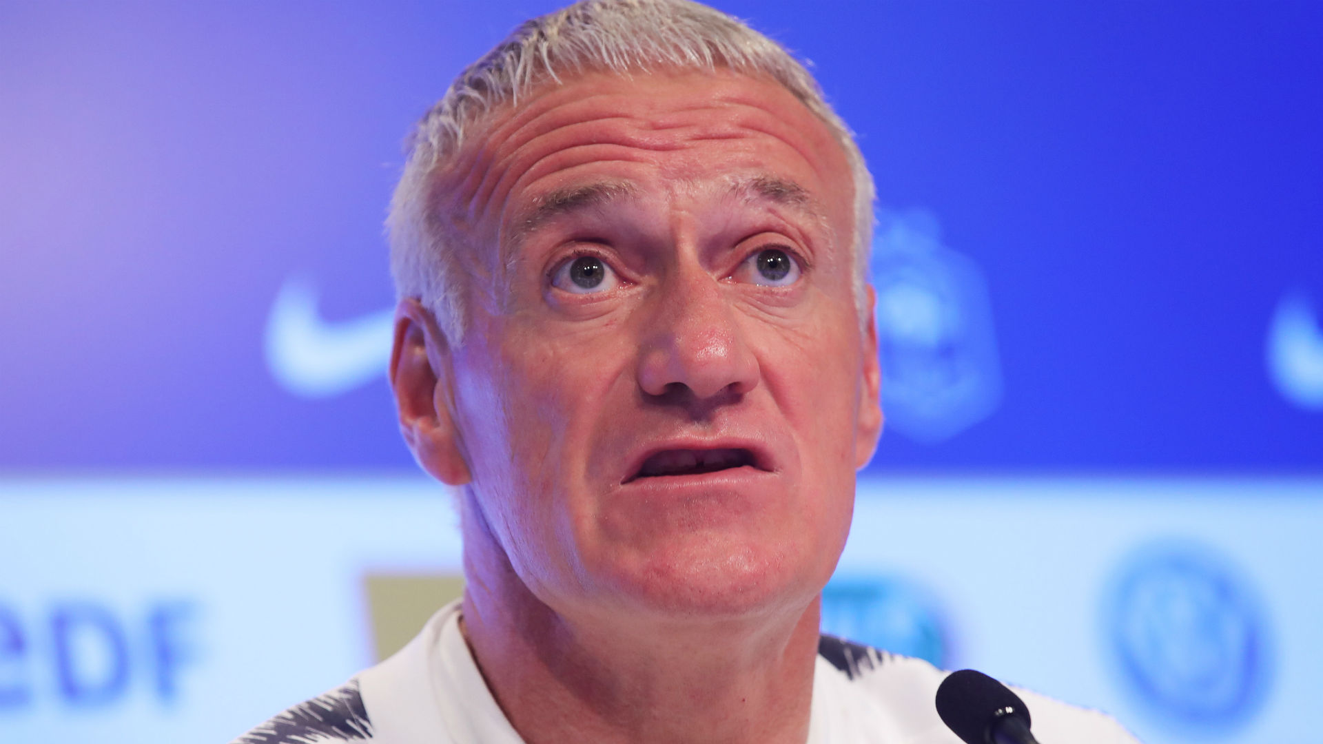Deschamps laments wasteful France after opening World Cup qualifying with draw