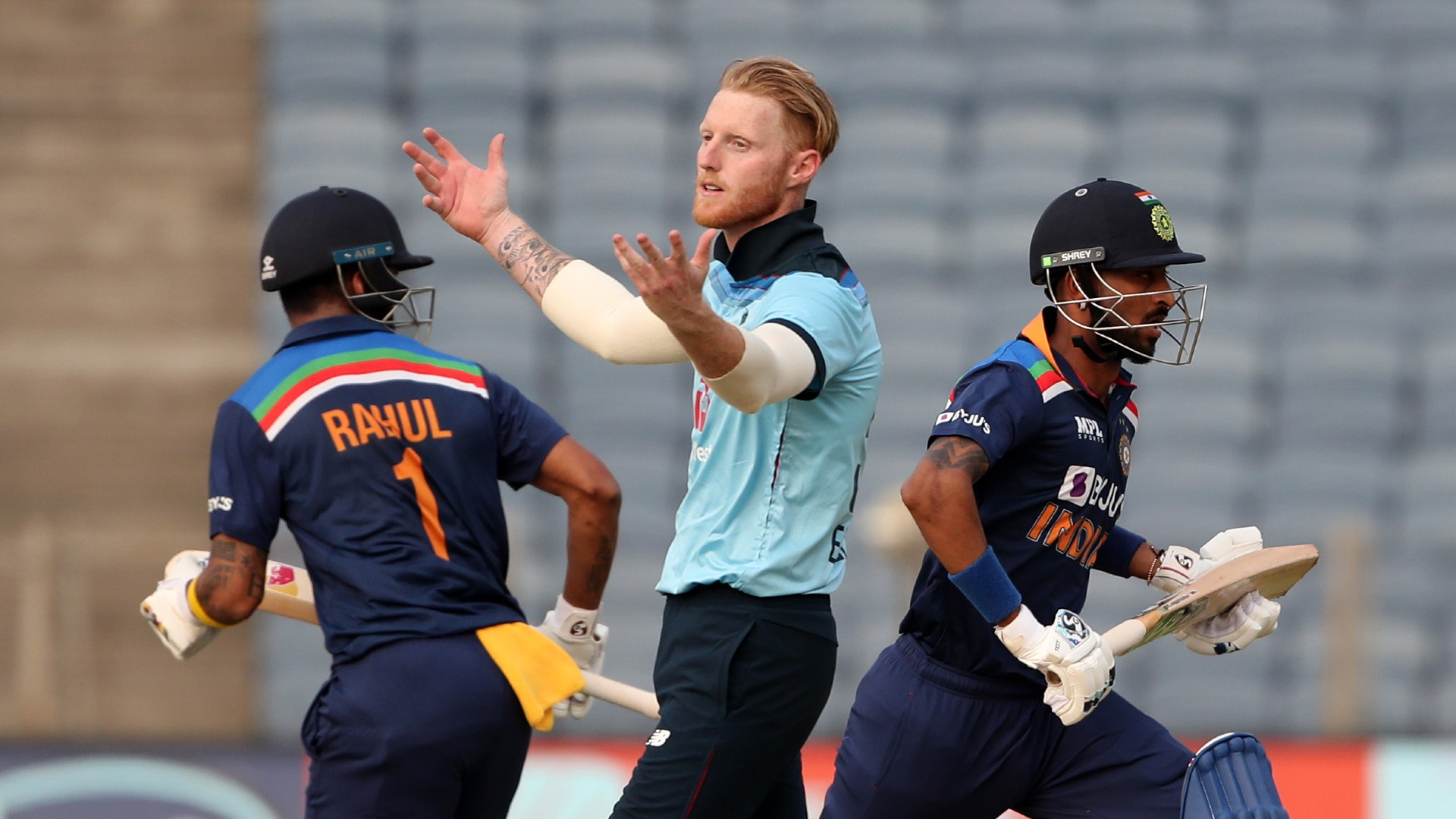 It felt like dropping into Call of Duty! – England's Stokes aiming to cling onto number one spot after difficult ODI return