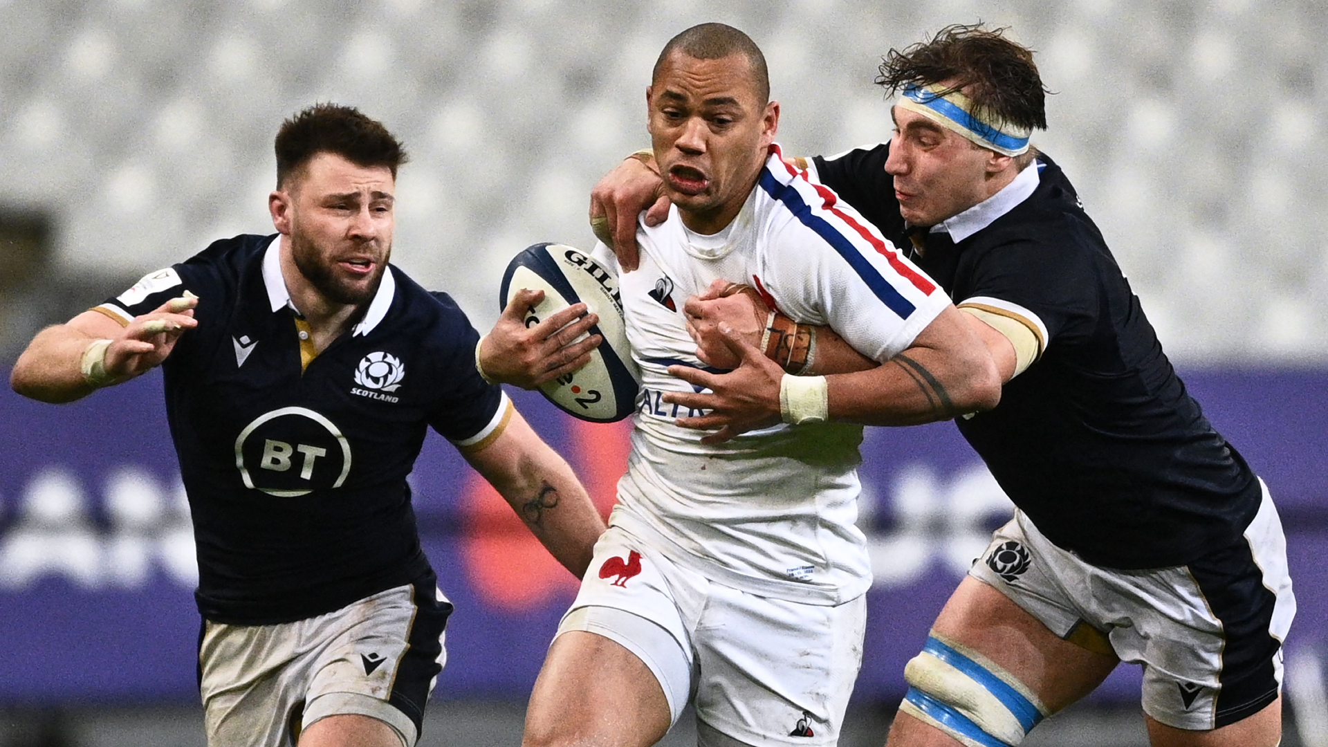 Fickou: France 'don't have to question everything' after missing out on Six Nations title