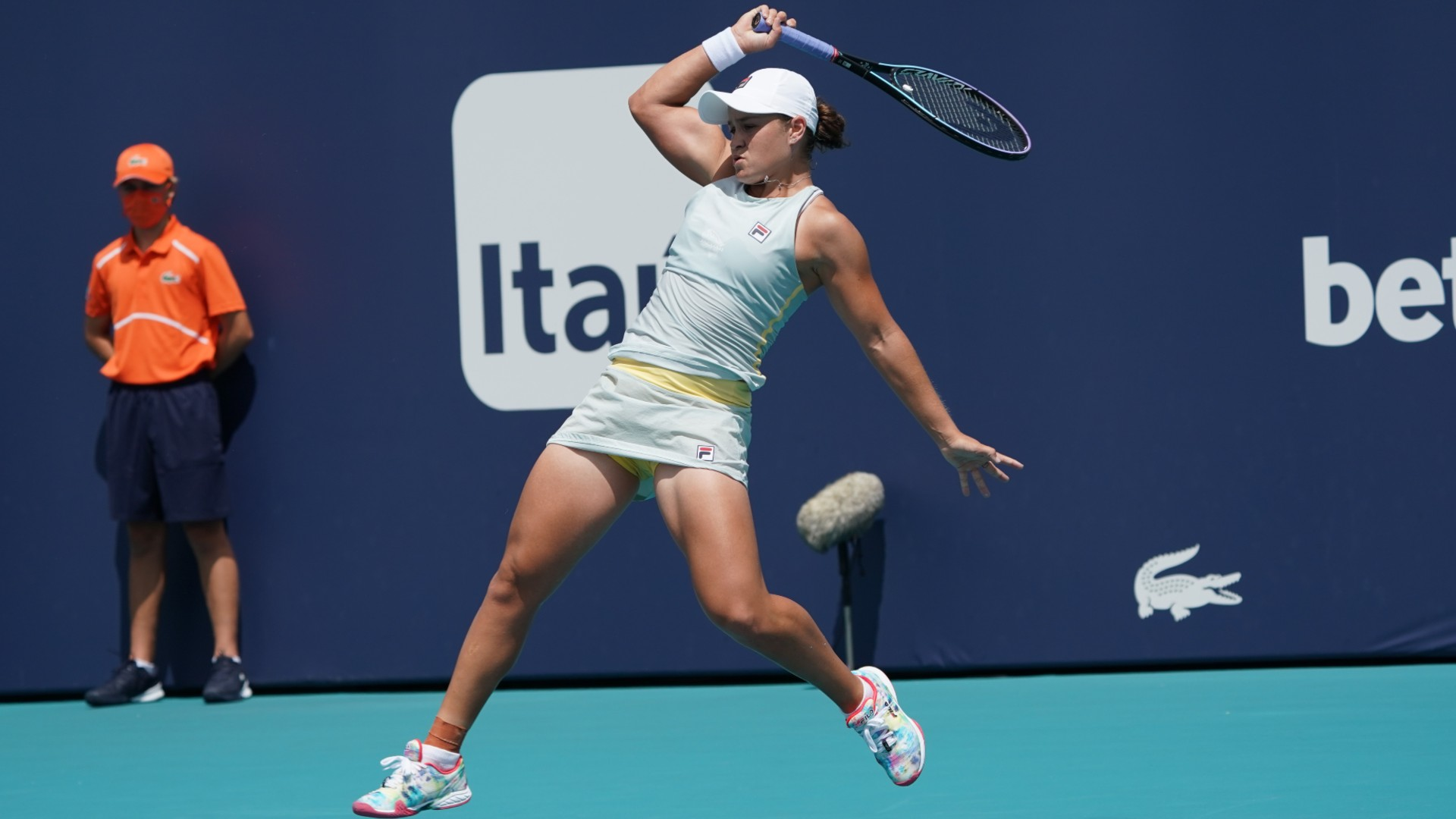 Barty and Azarenka to meet in Miami showdown, Halep withdraws