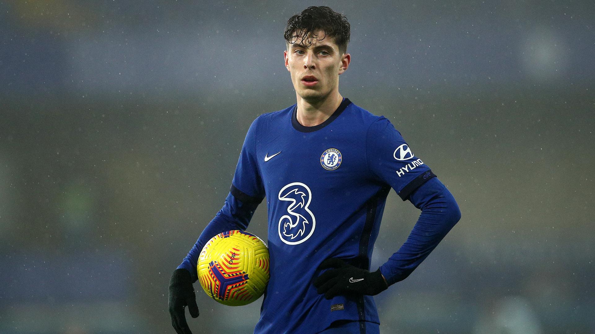Havertz feeling good after 'tough' Chelsea start, but has he improved under Tuchel?