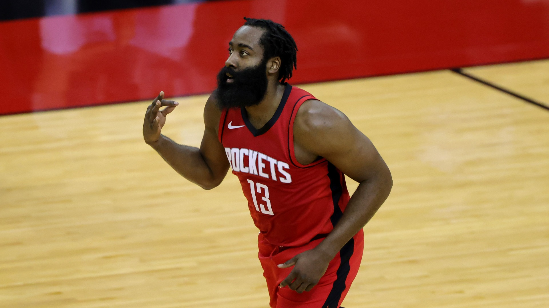 Harden hopes he will feel the love on return to face Rockets