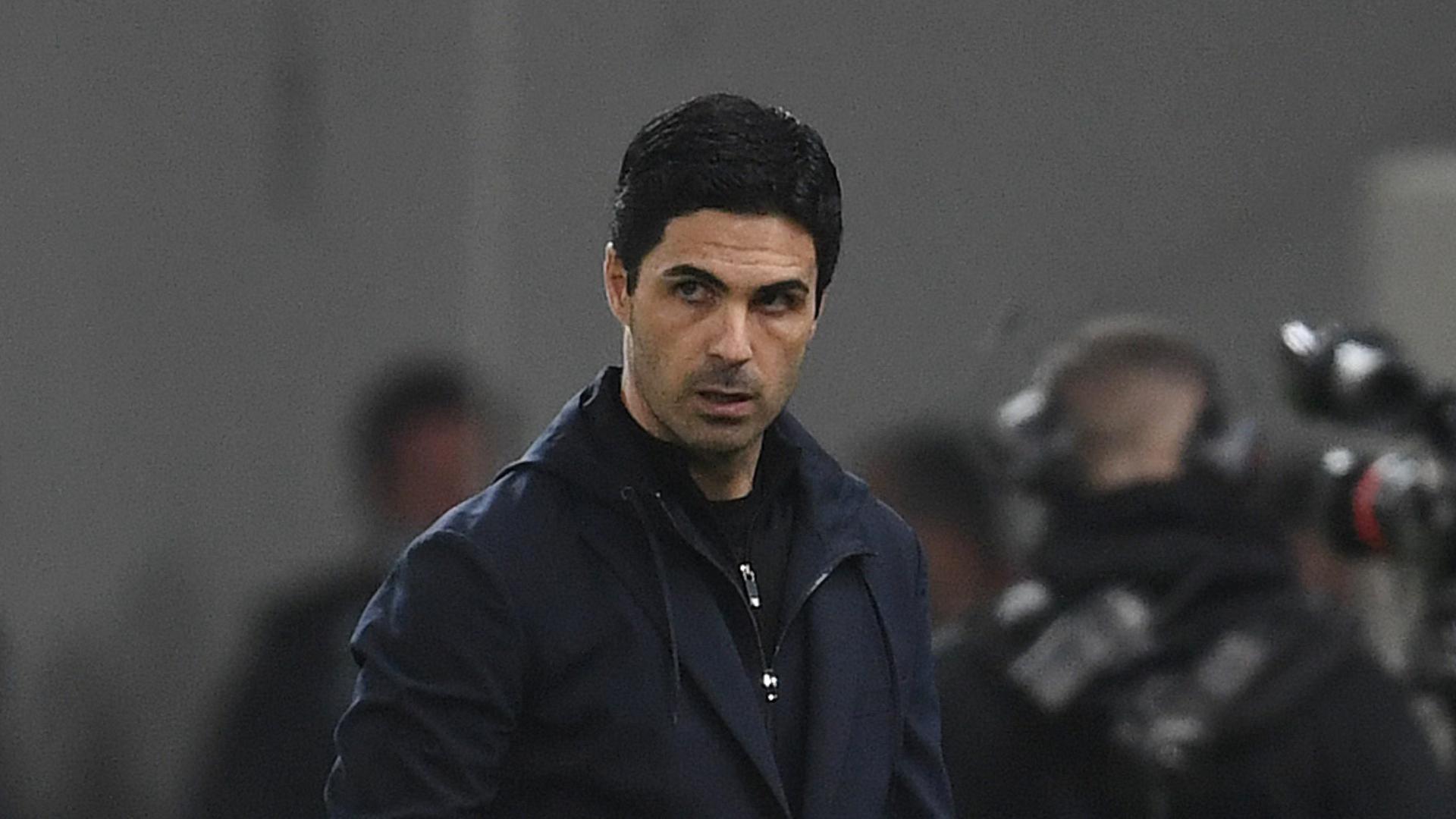Arteta expected links to 'huge' Barcelona job