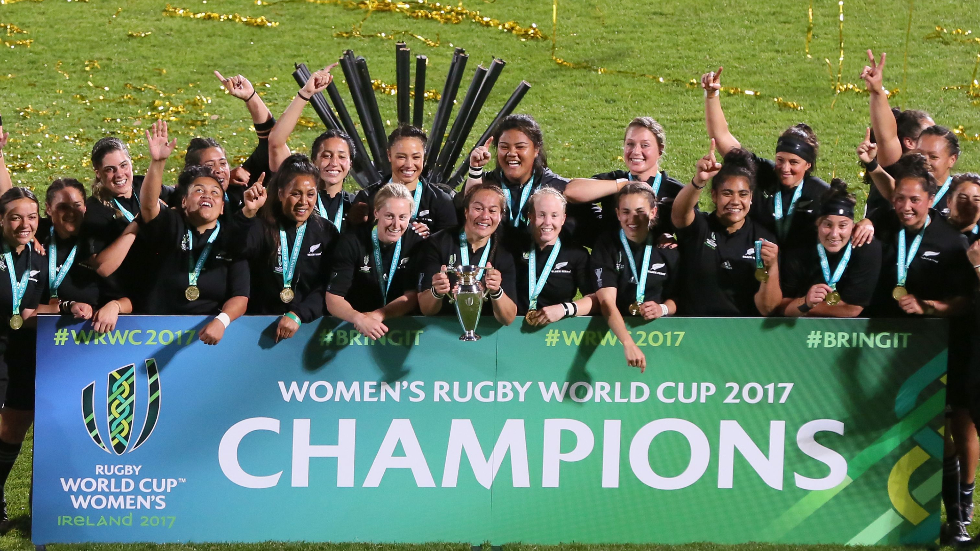 Rugby World Cup set to be postponed, dealing blow to women's elite