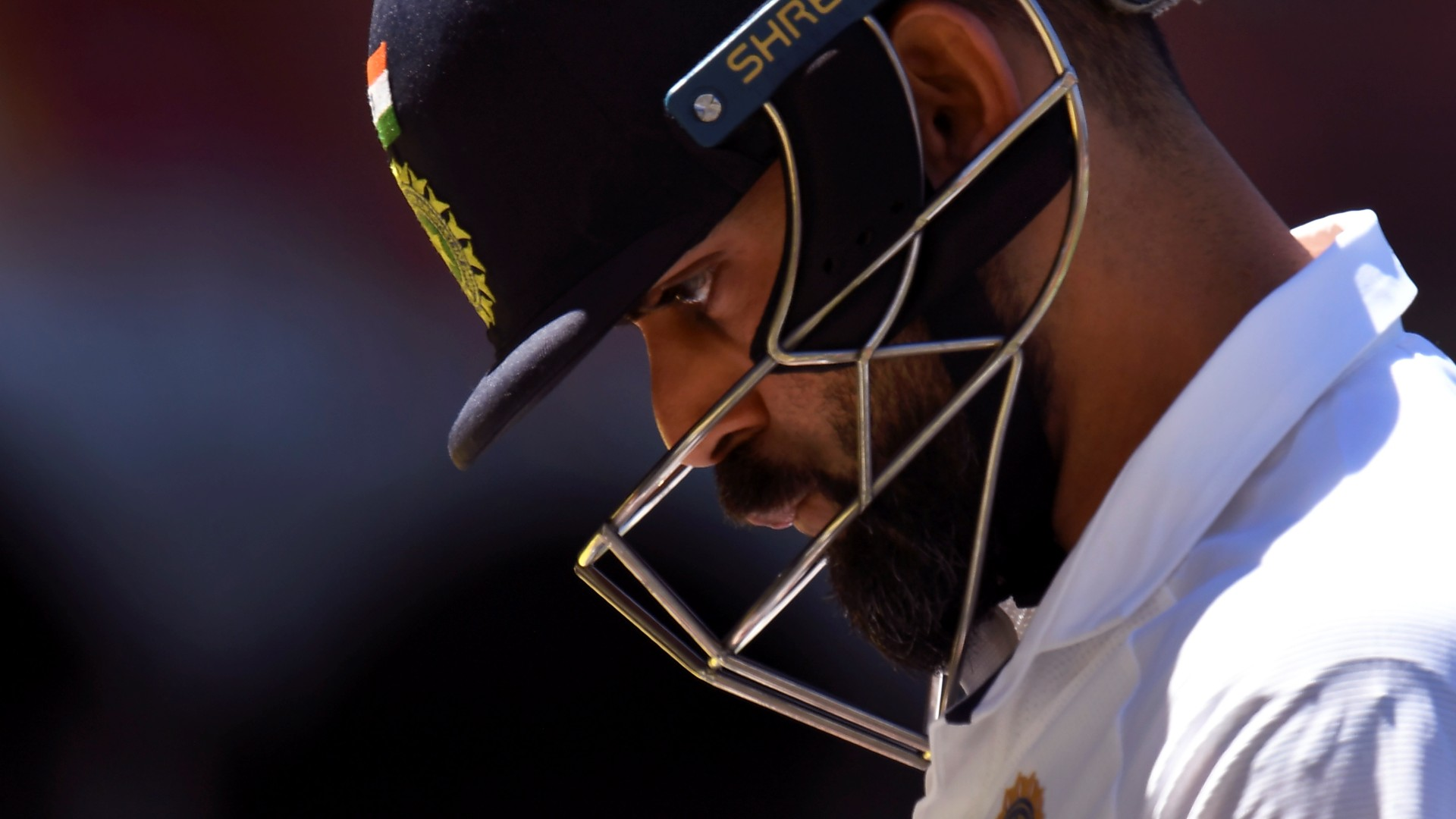 Kohli slams 'one-sided' criticism of spinning pitches