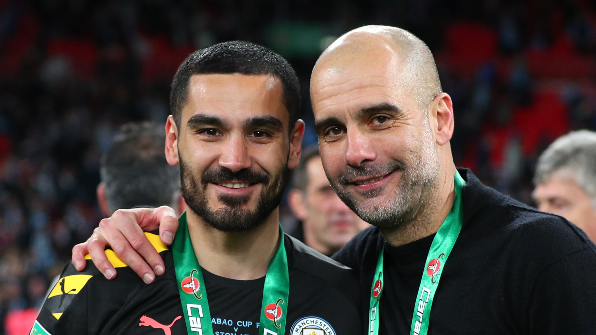 I would hire him instantly! - Gundogan would welcome Guardiola as Low successor