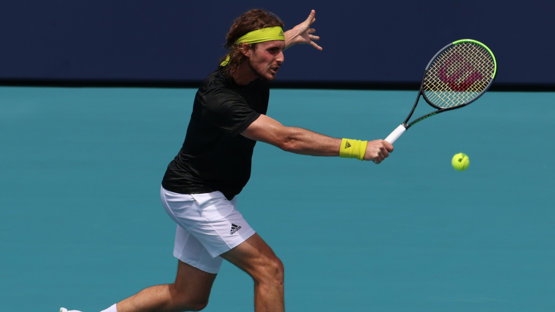 Tsitsipas tops Nishikori as last 16 beckons in Miami, Rublev wins again but Karatsev suffers rare loss
