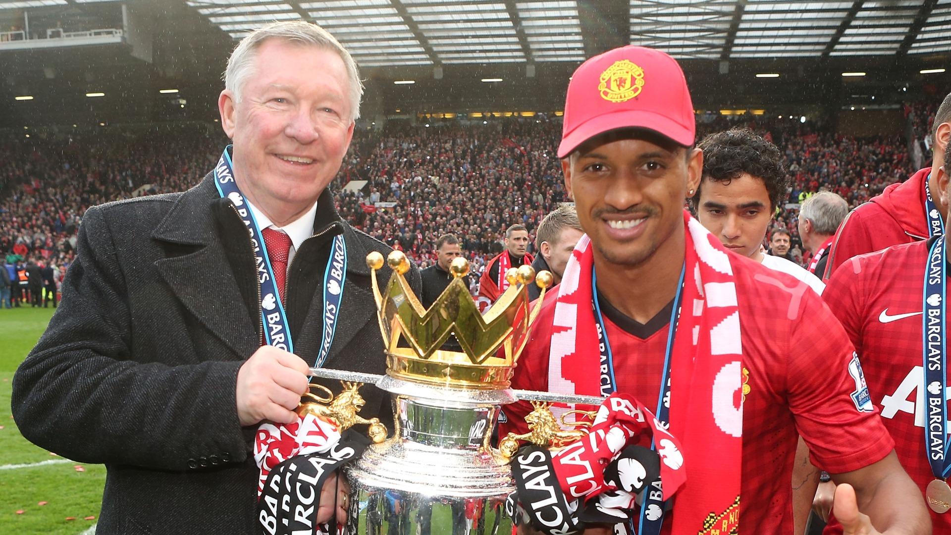 Man United was the best school in my life once I understood Ferguson – Nani