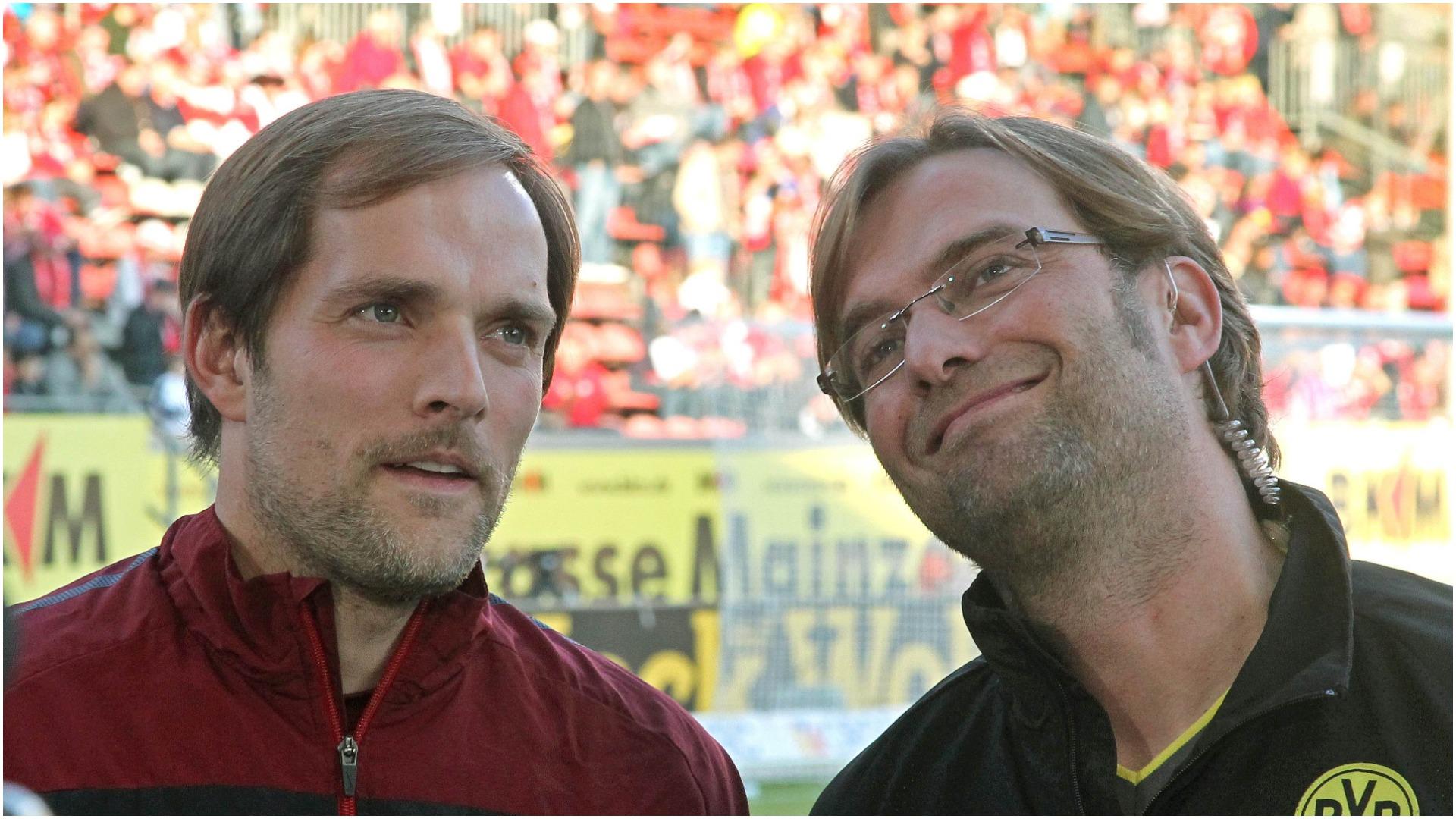Liverpool v Chelsea: Klopp and Tuchel take familiar paths to Premier League showdown