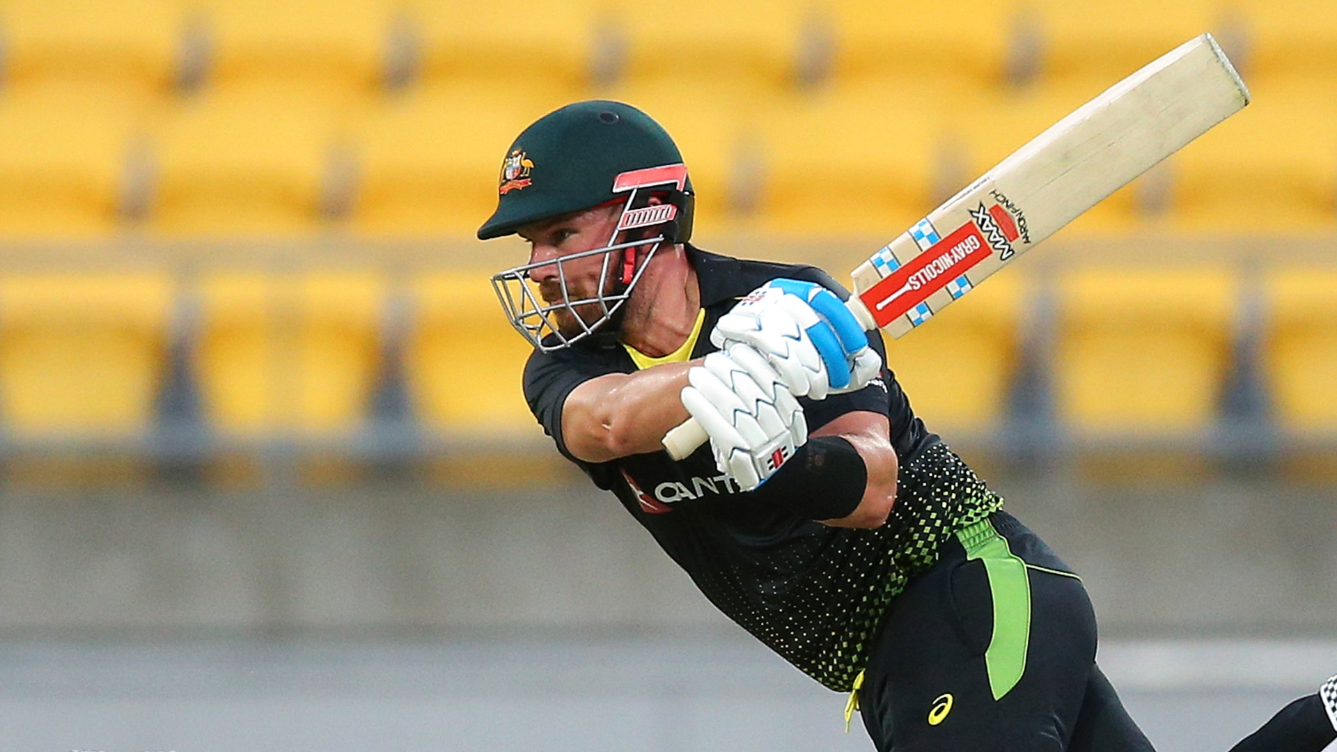Record-breaker Finch relishing return of fans for series decider