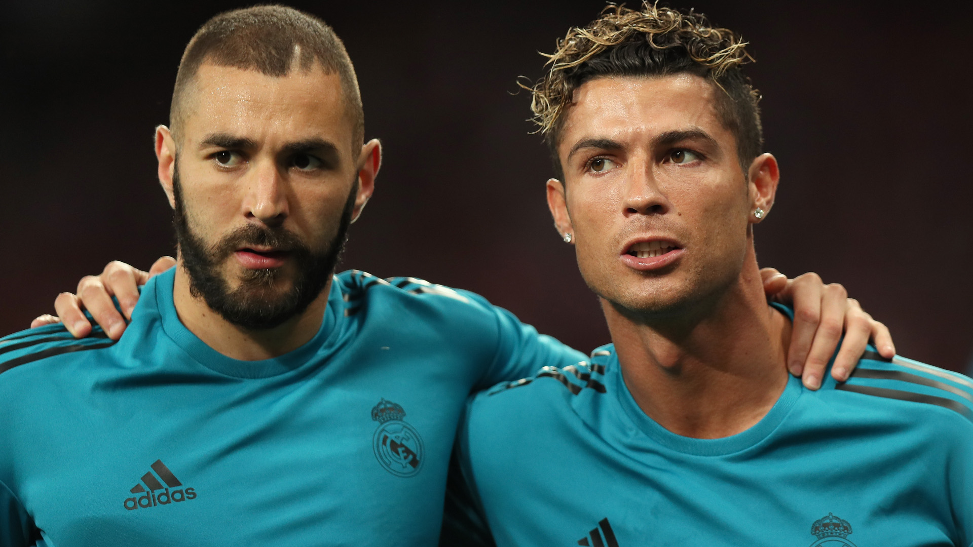 Benzema: I had to adapt my game for Ronaldo at Real Madrid