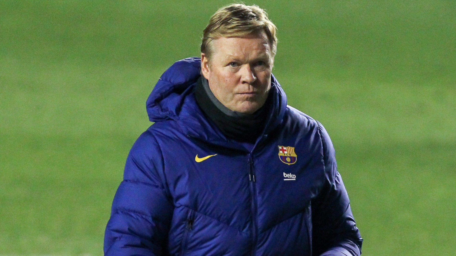 Koeman sick and tired of questions over future as Barcelona prepare for new president