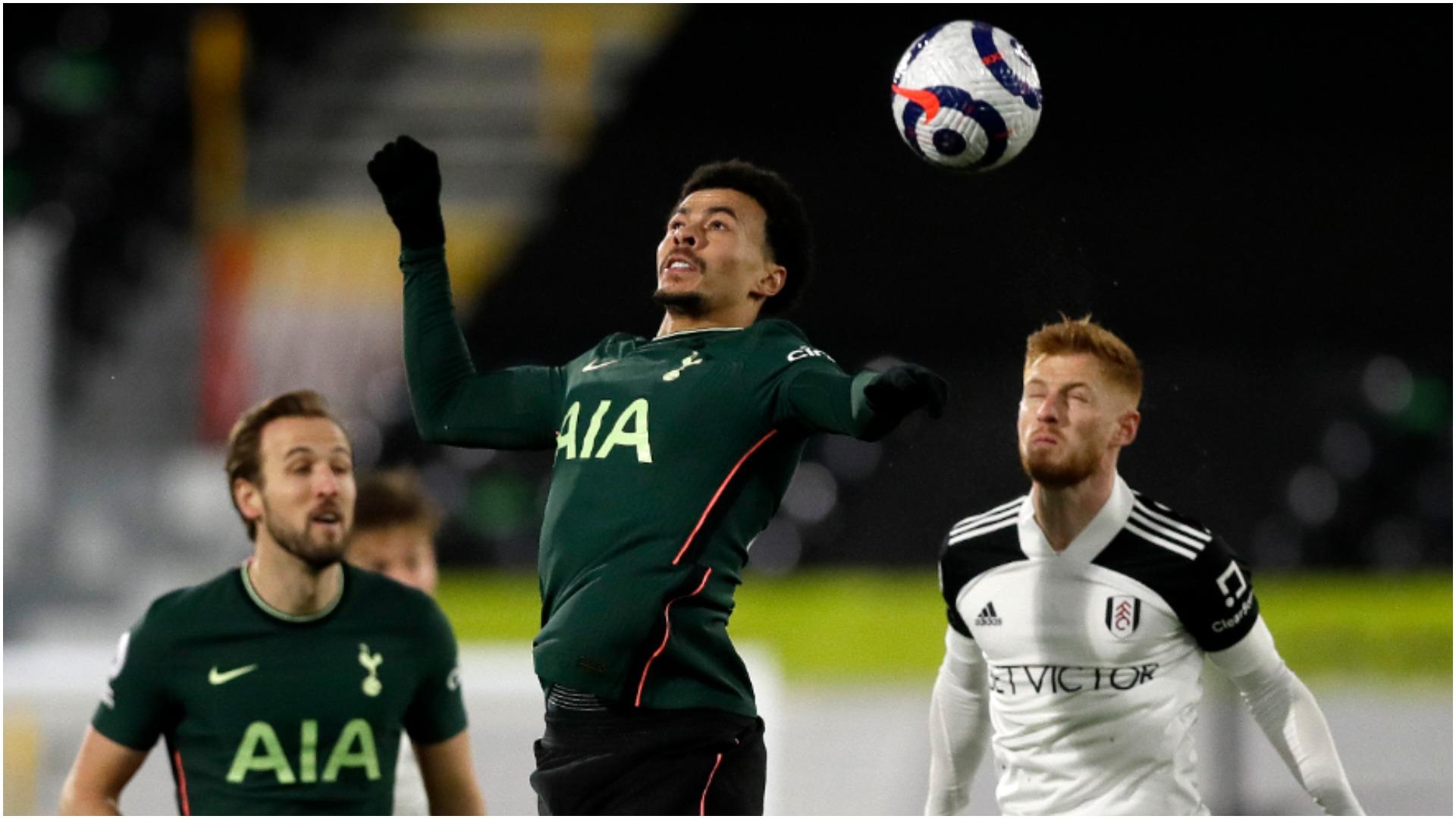 Alli opportunity no 'gift' as Mourinho praises Spurs midfielder