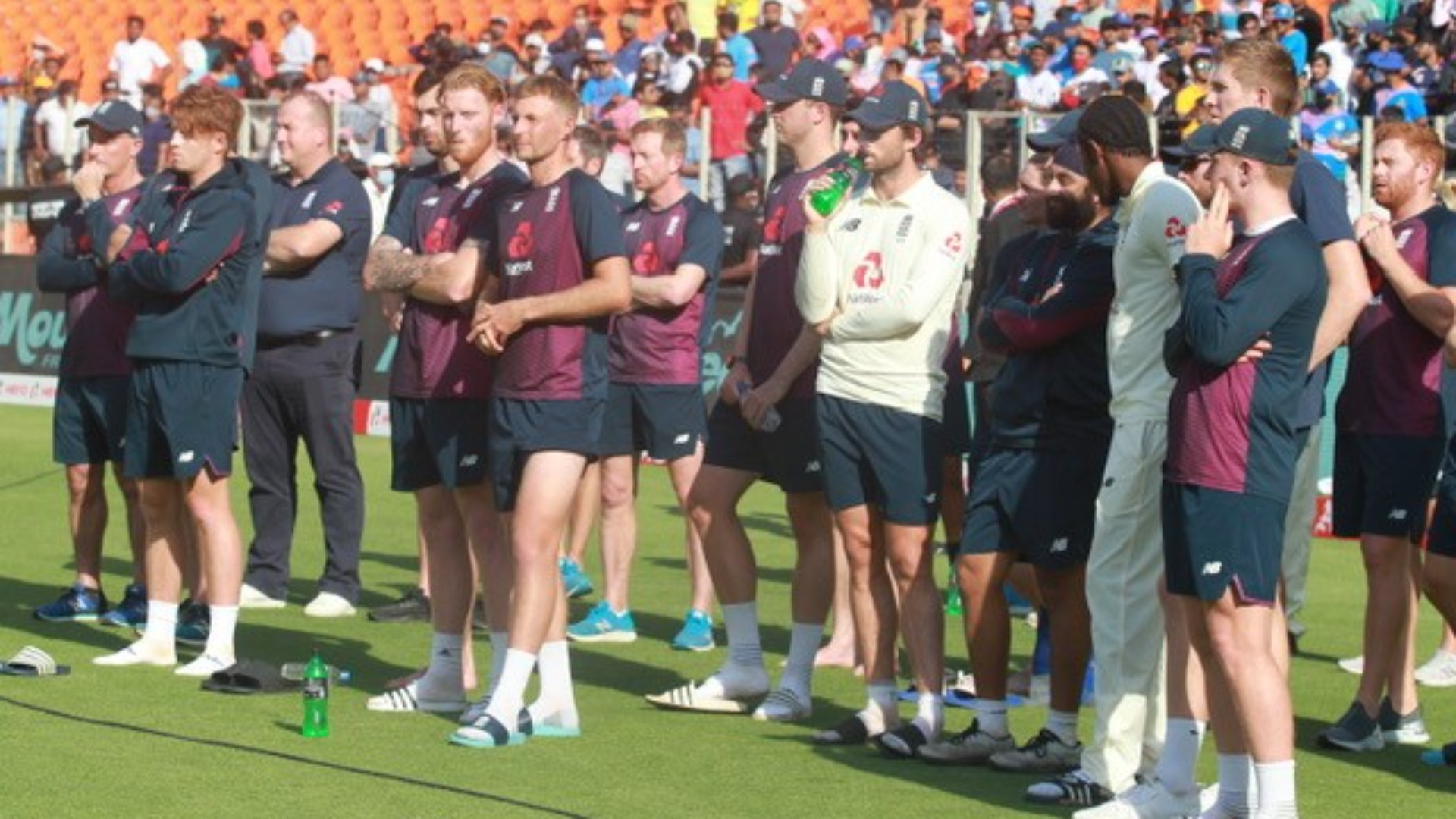 Root: England must learn from India defeat