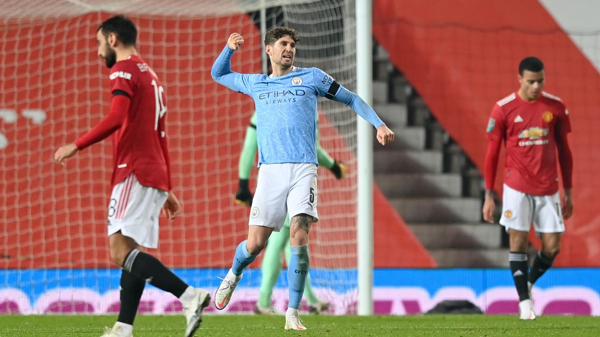 Man City aren't stronger than Man Utd - Nani hopeful ahead of derby