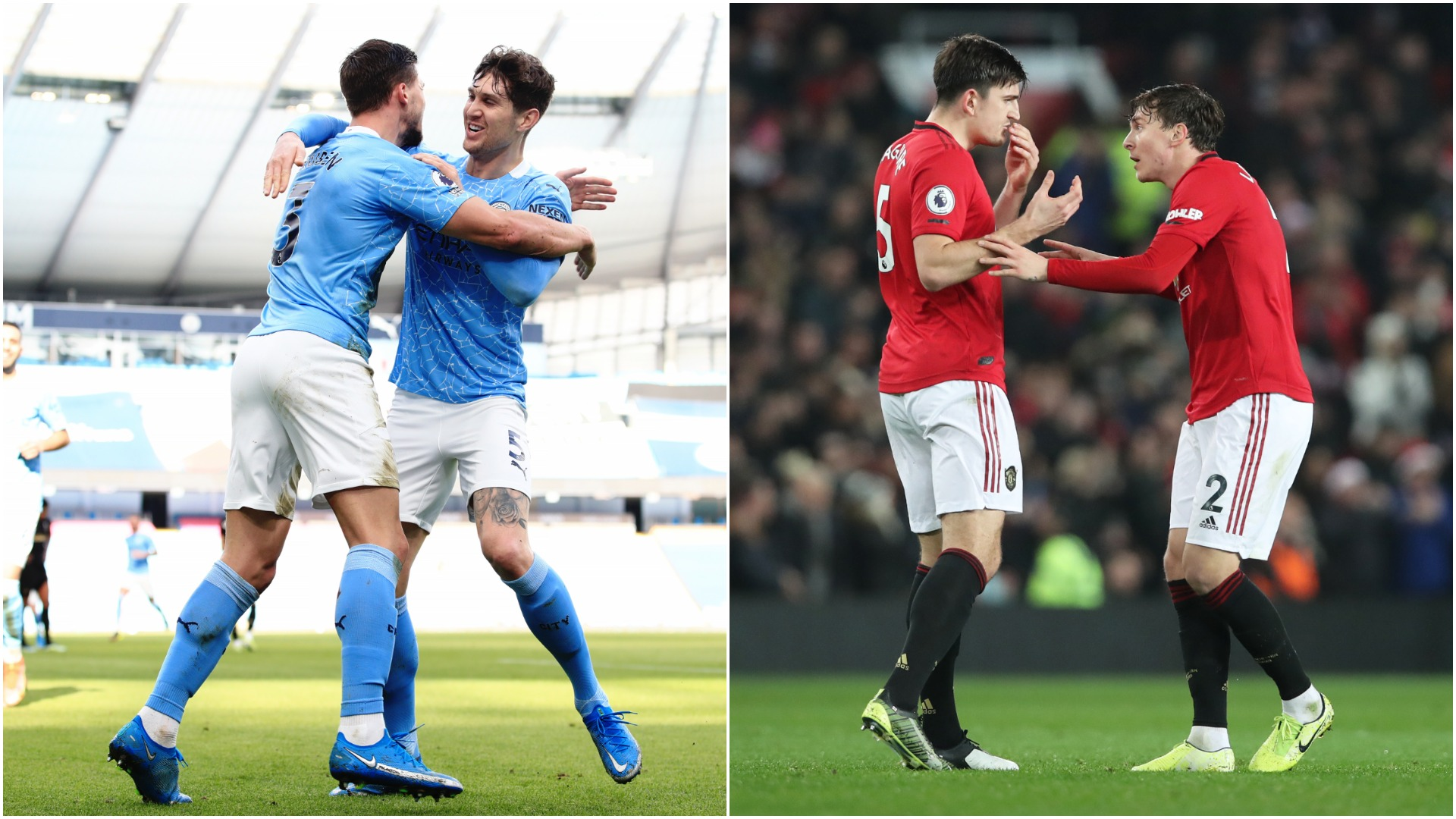 Talking Point: Stones and Dias set the standard as questions remain over Maguire, Lindelof