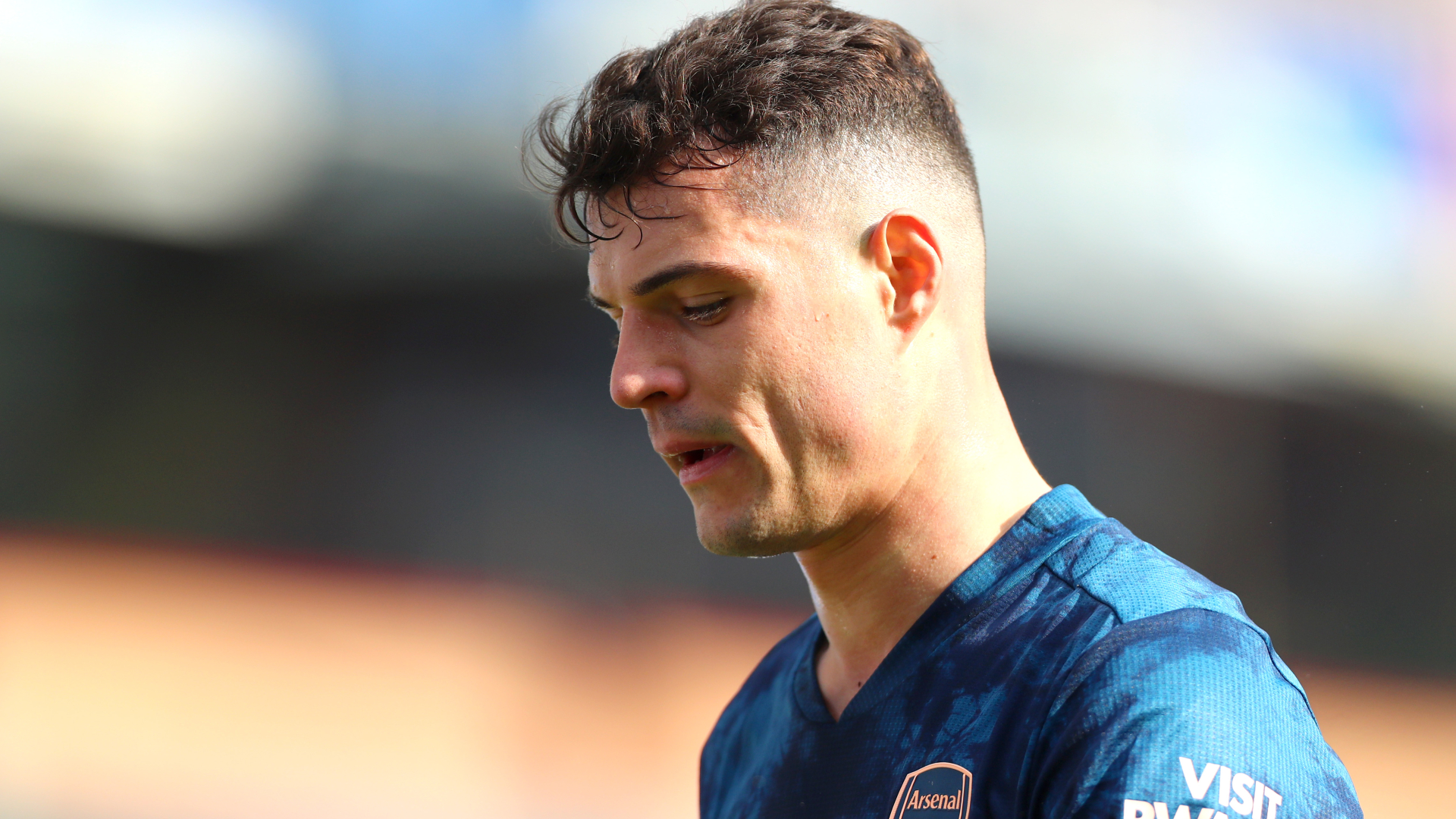 Xhaka apologises to Arsenal fans after Burnley gaffe