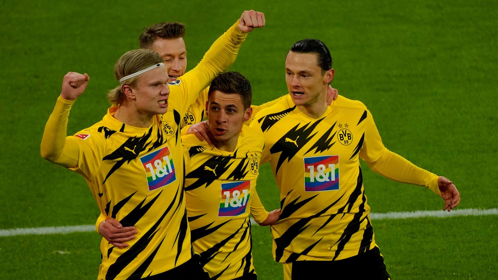 Lethal Lewandowski settles Klassiker, but Haaland's hot start could hasten Bayern's pursuit