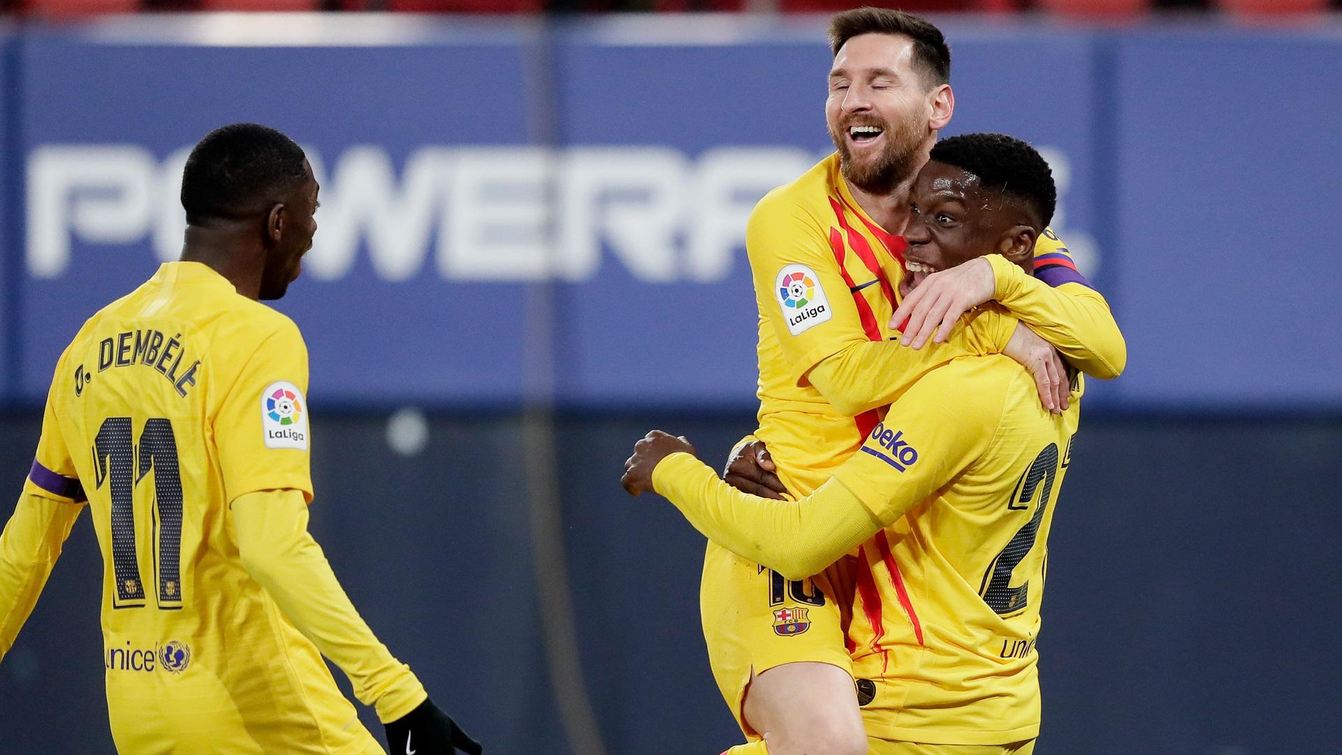 Barcelona boss Koeman unfazed by Madrid derby result