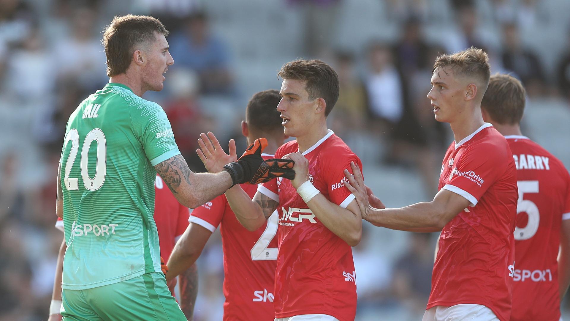 A-League: Wellington Phoenix continue their rise, Western Sydney stop the rot