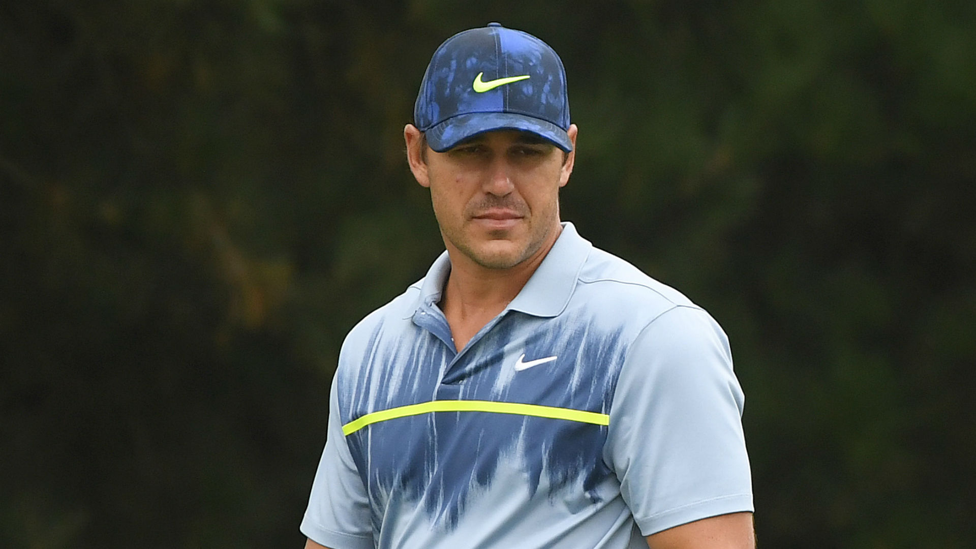 Koepka out of The Players Championship due to knee injury
