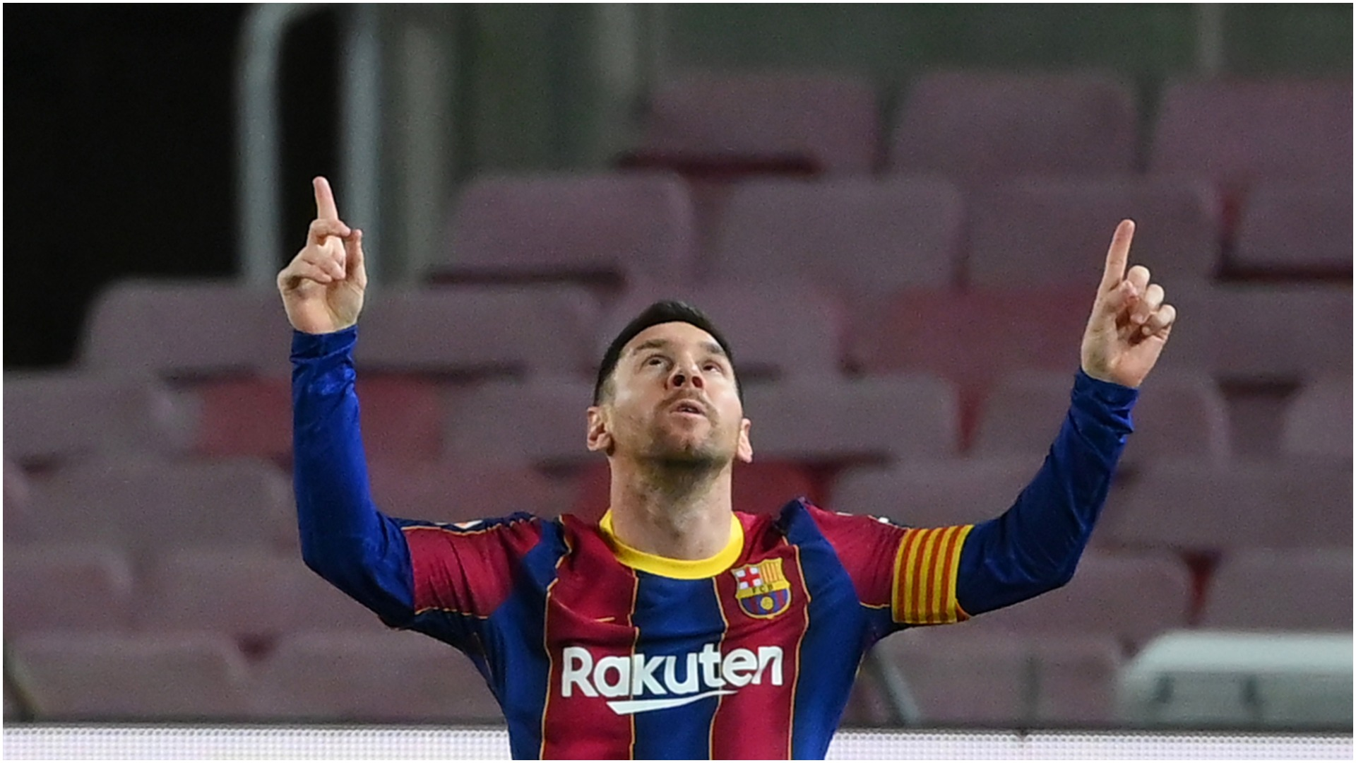 Lionel Messi loves Barcelona – newly elected president Laporta hopeful of stay