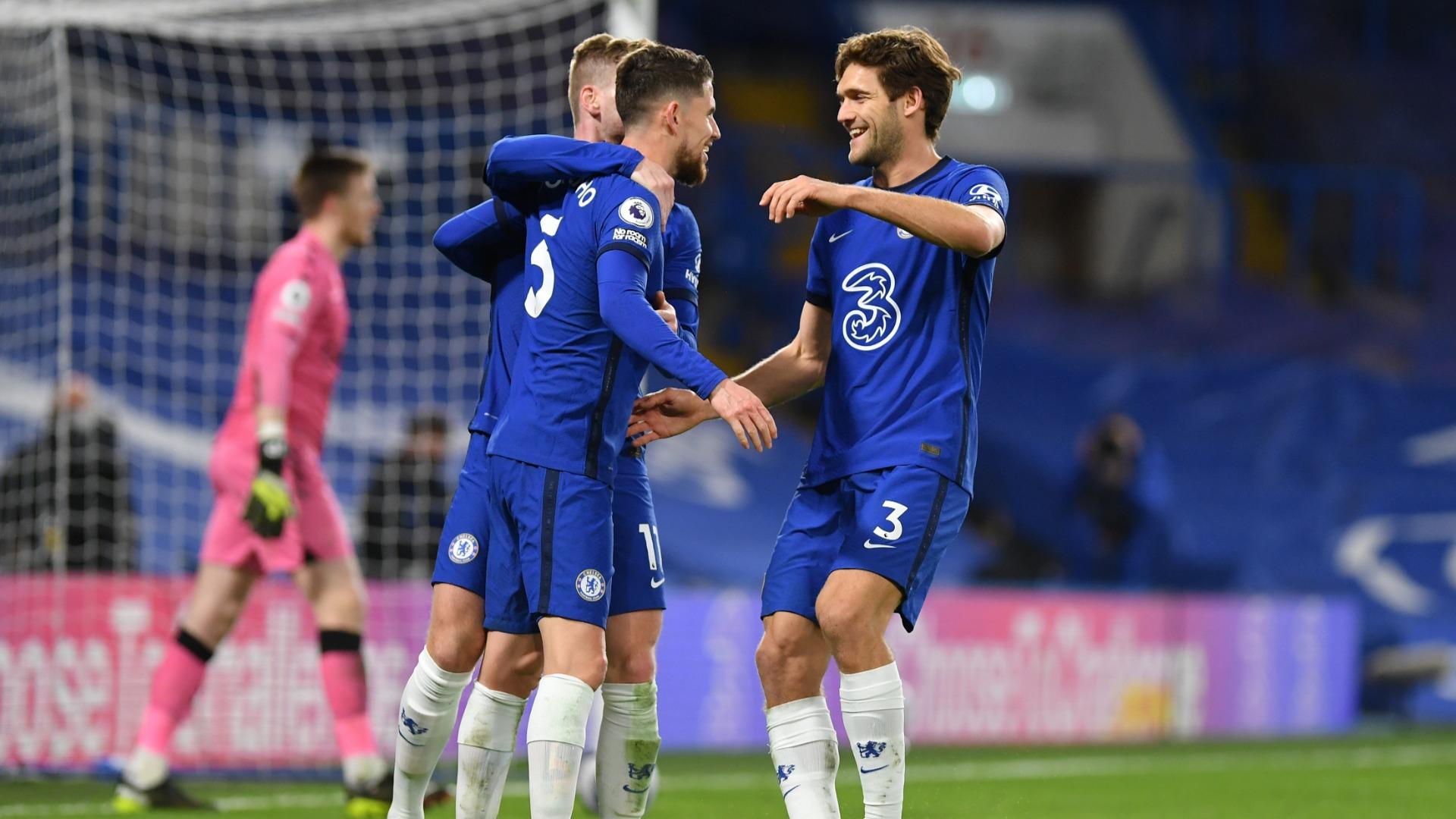 Chelsea 2-0 Everton: Tuchel extends unbeaten start as Blues boss