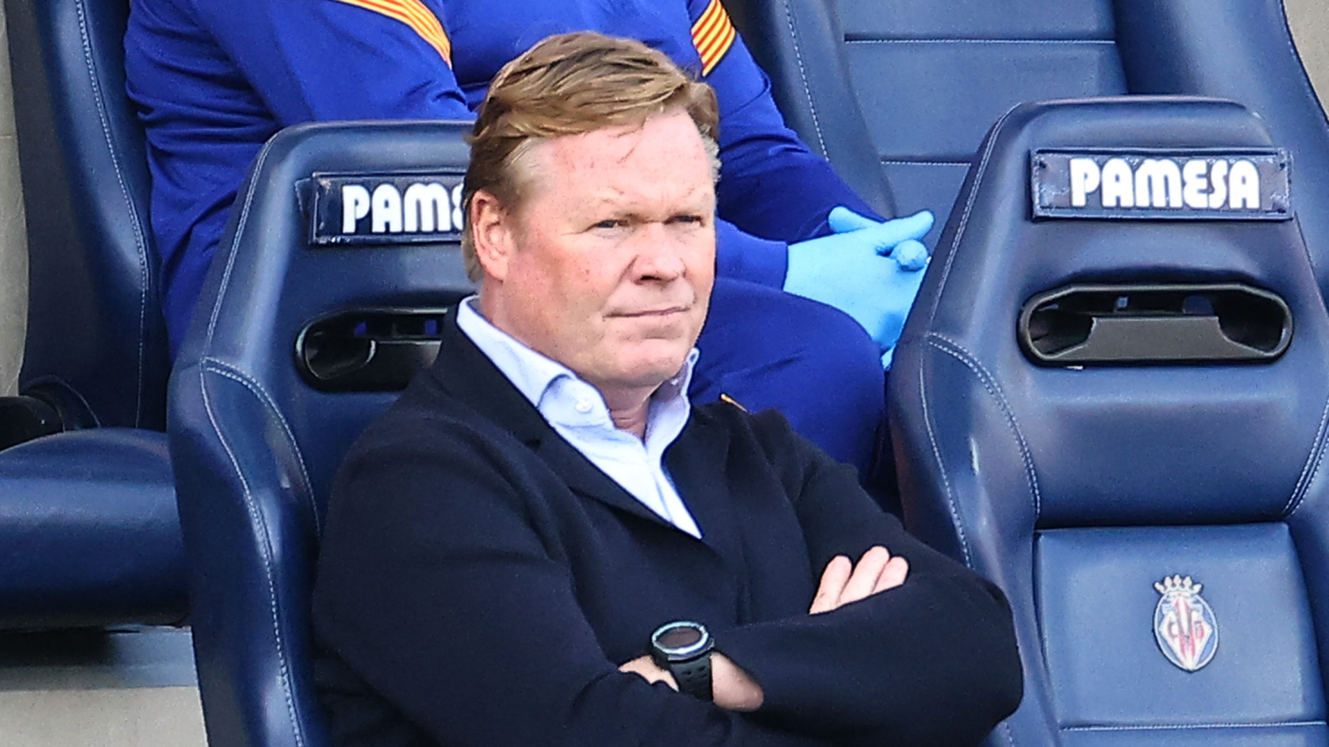 Koeman on Madrid penalty controversy: If someone is better off not talking about referees, it's me!