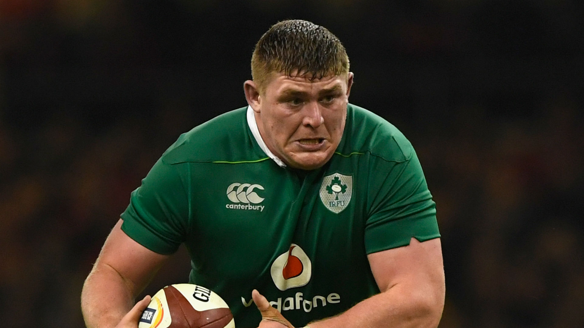 Ireland and Leinster prop Furlong signs new contract