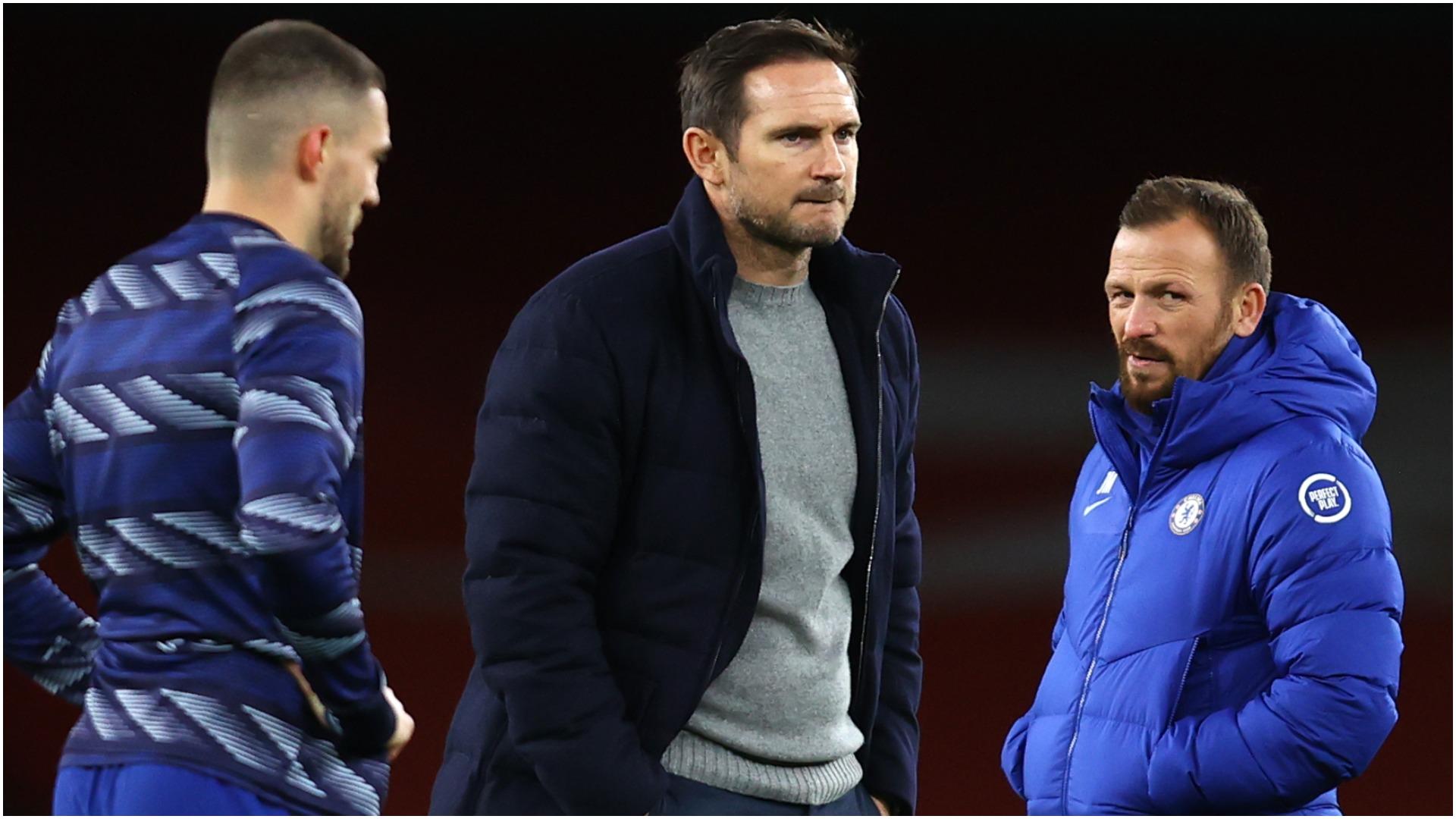 Tuchel: Chelsea finishing the job Lampard started