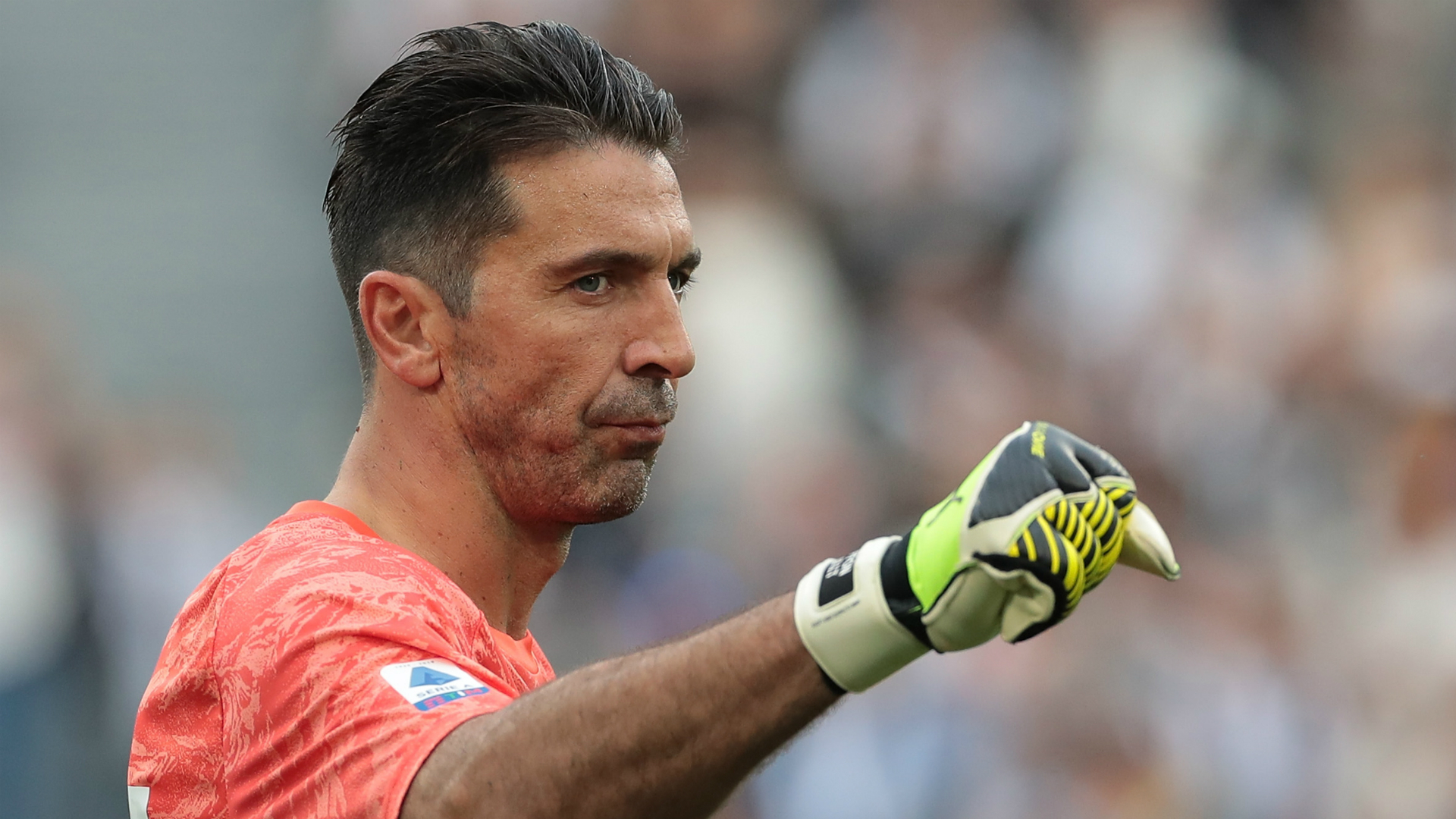 Buffon to leave Juventus again at end of season but undecided on retirement