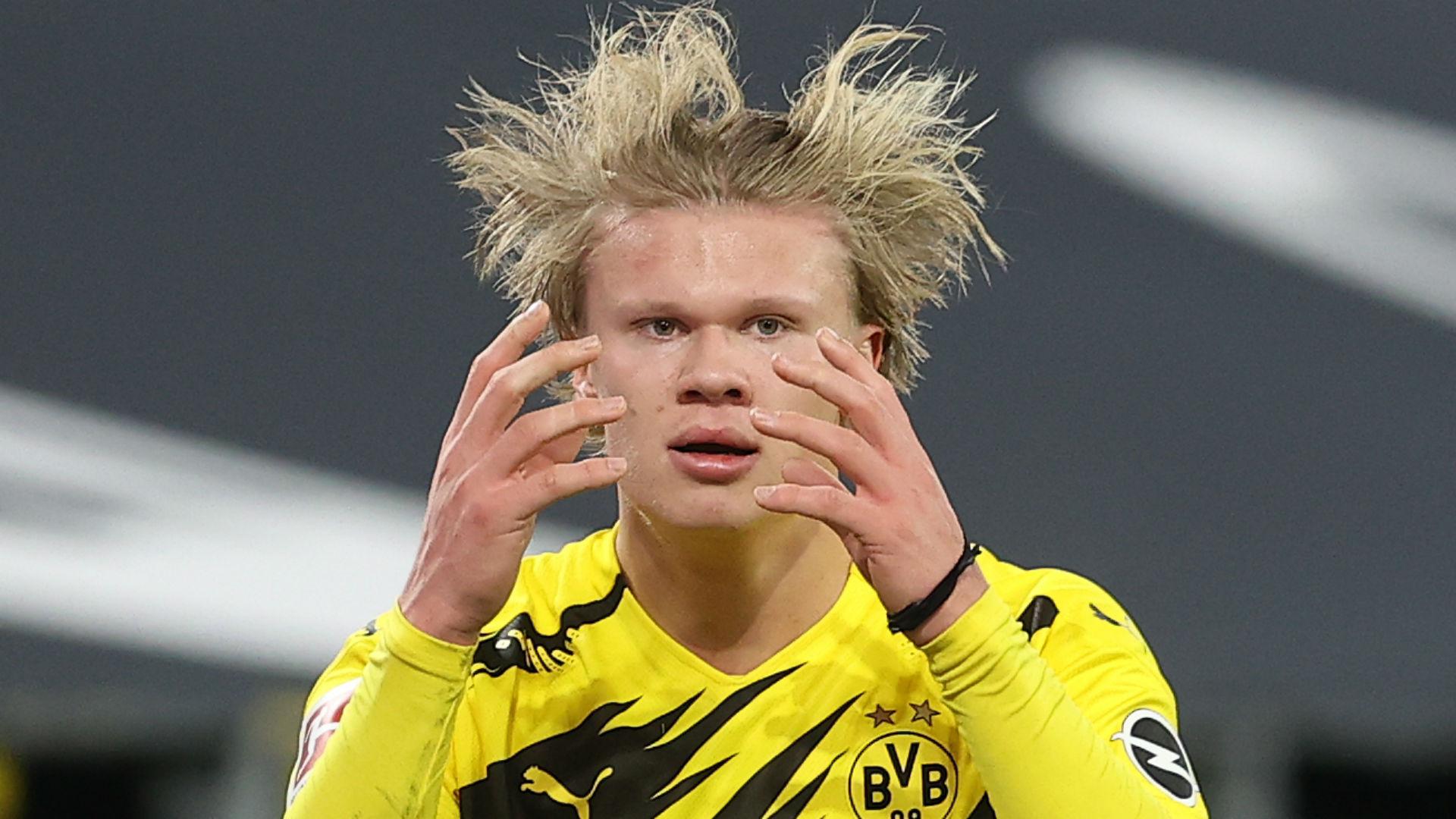 Dortmund reveal Haaland 'looks good' to play in DFB-Pokal final
