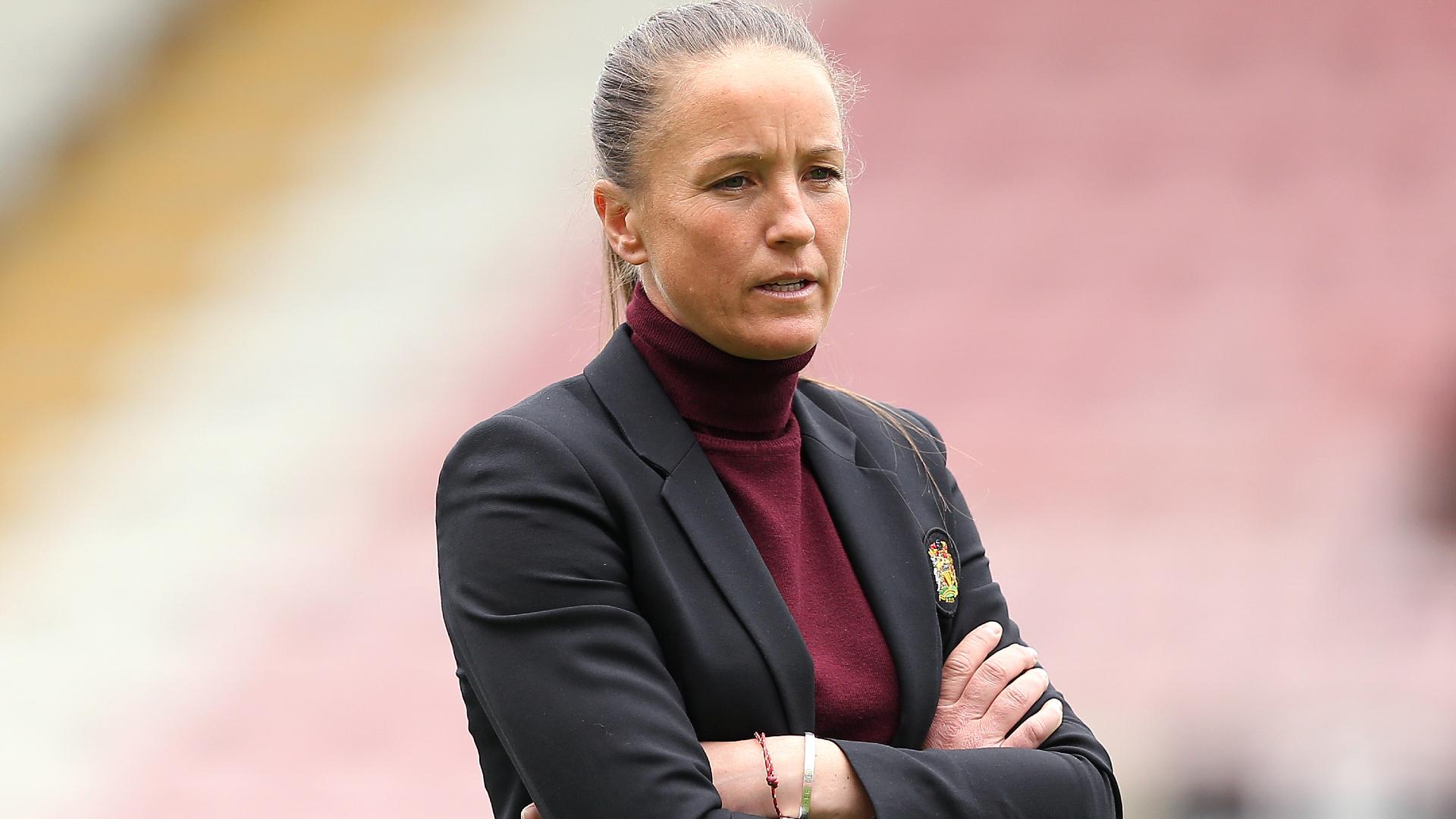 Casey Stoney to step down as Man Utd Women head coach