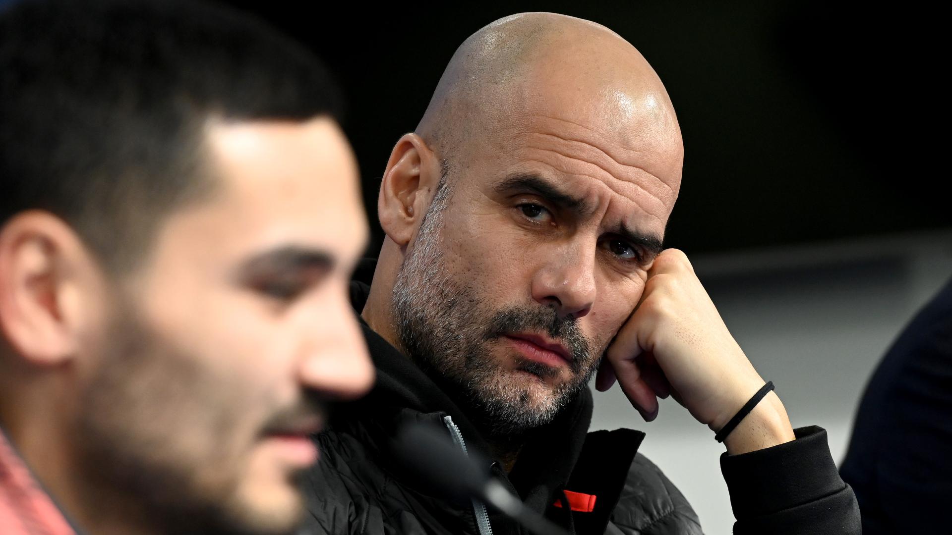 Guardiola sorry for Gundogan as UEFA moves Champions League final to Porto