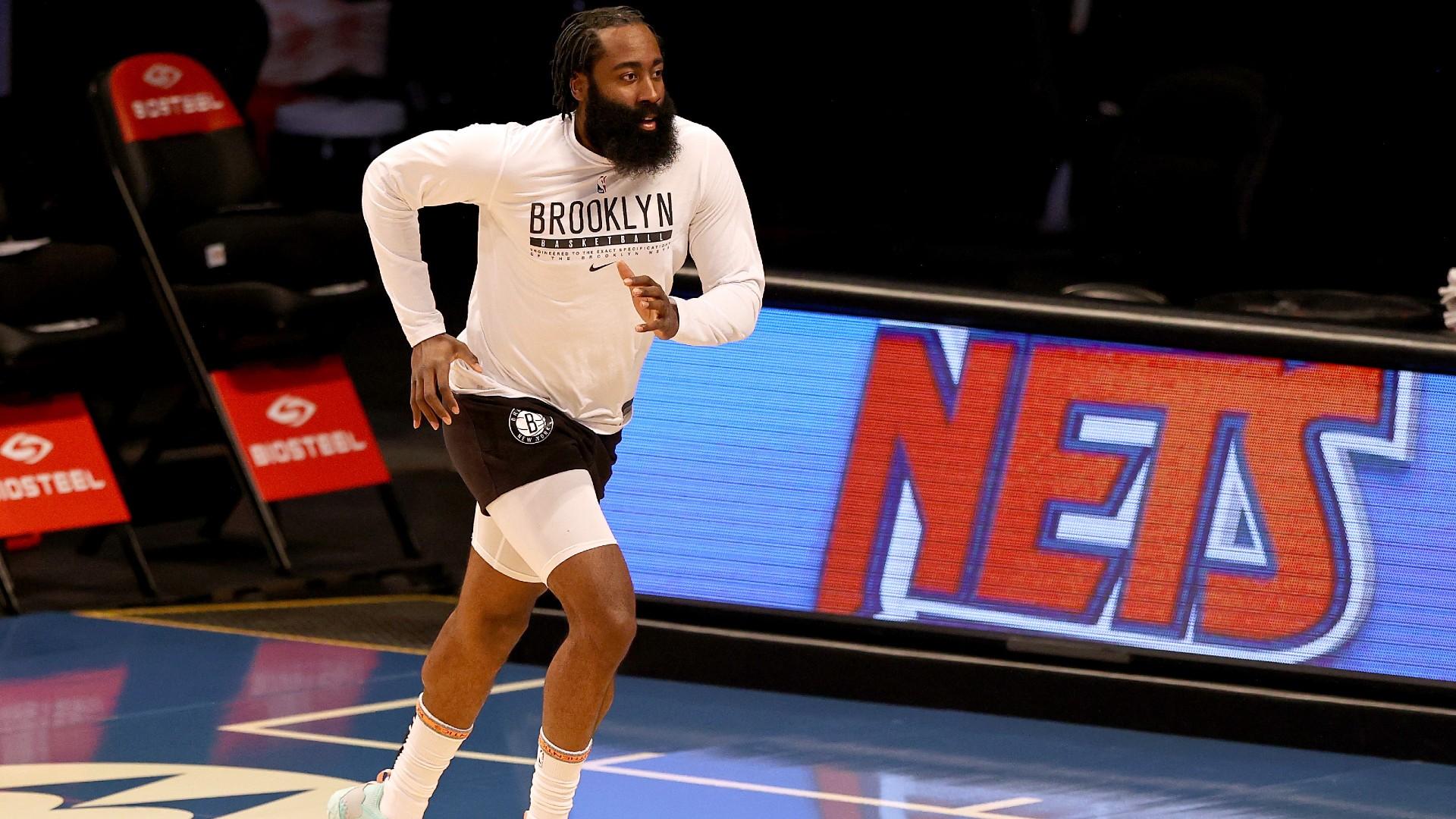 James Harden to make long-awaited Nets comeback