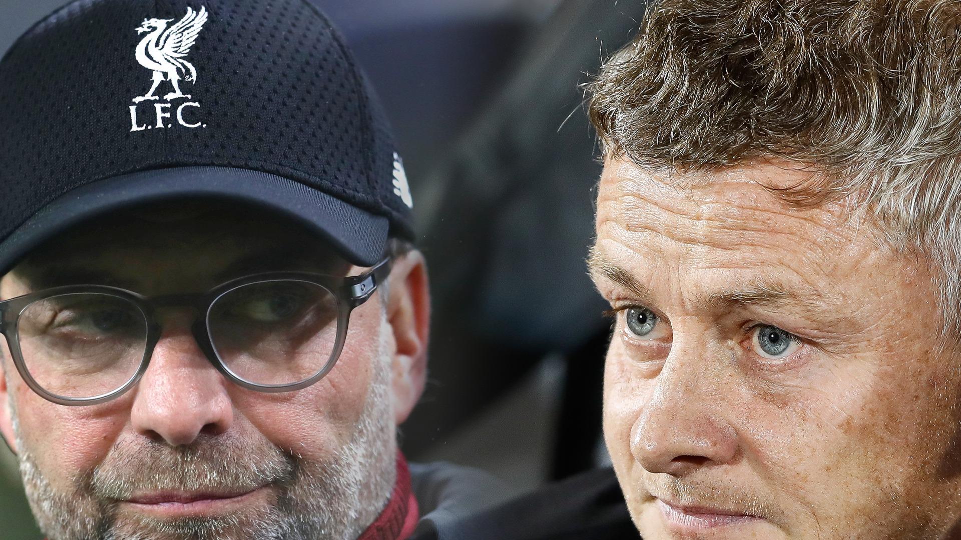Man United v Liverpool: How Solskjaer, Klopp bridge the gap to Man City