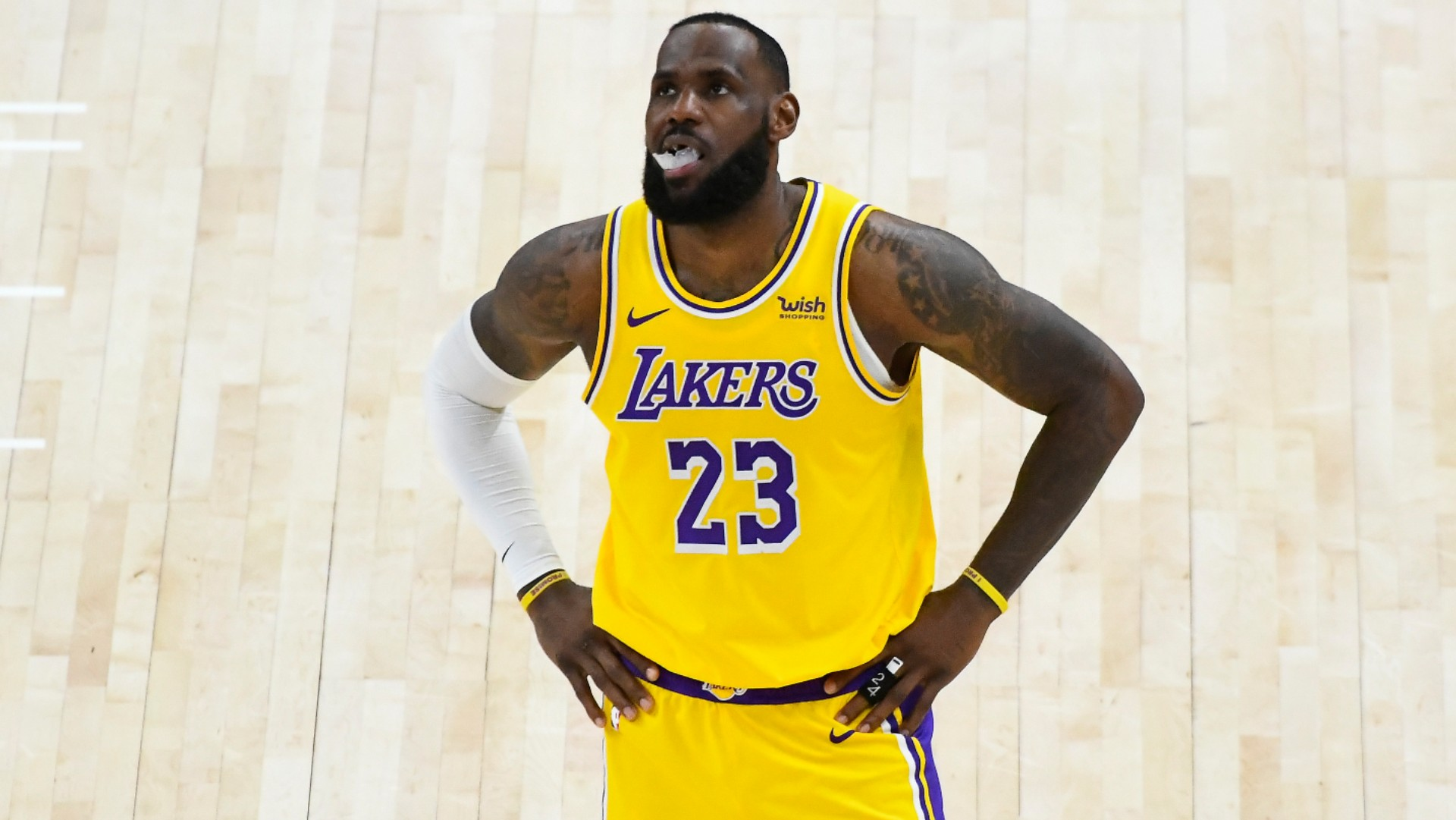 LeBron return still on hold but Lakers star says he is 'getting close'