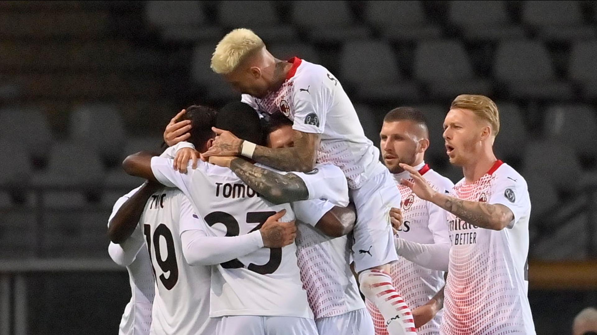 Torino 0-7 Milan: Rebic scores quickfire hat-trick as Rossoneri run riot