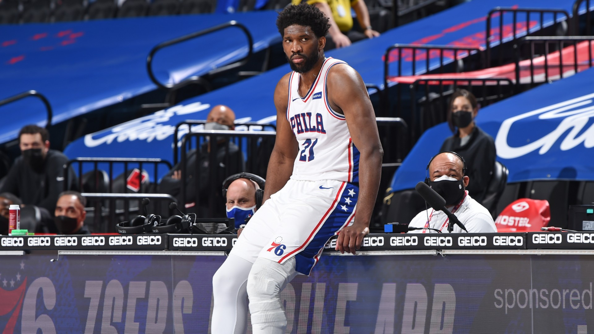 Jokic a worthy MVP favourite, but don't count out Embiid
