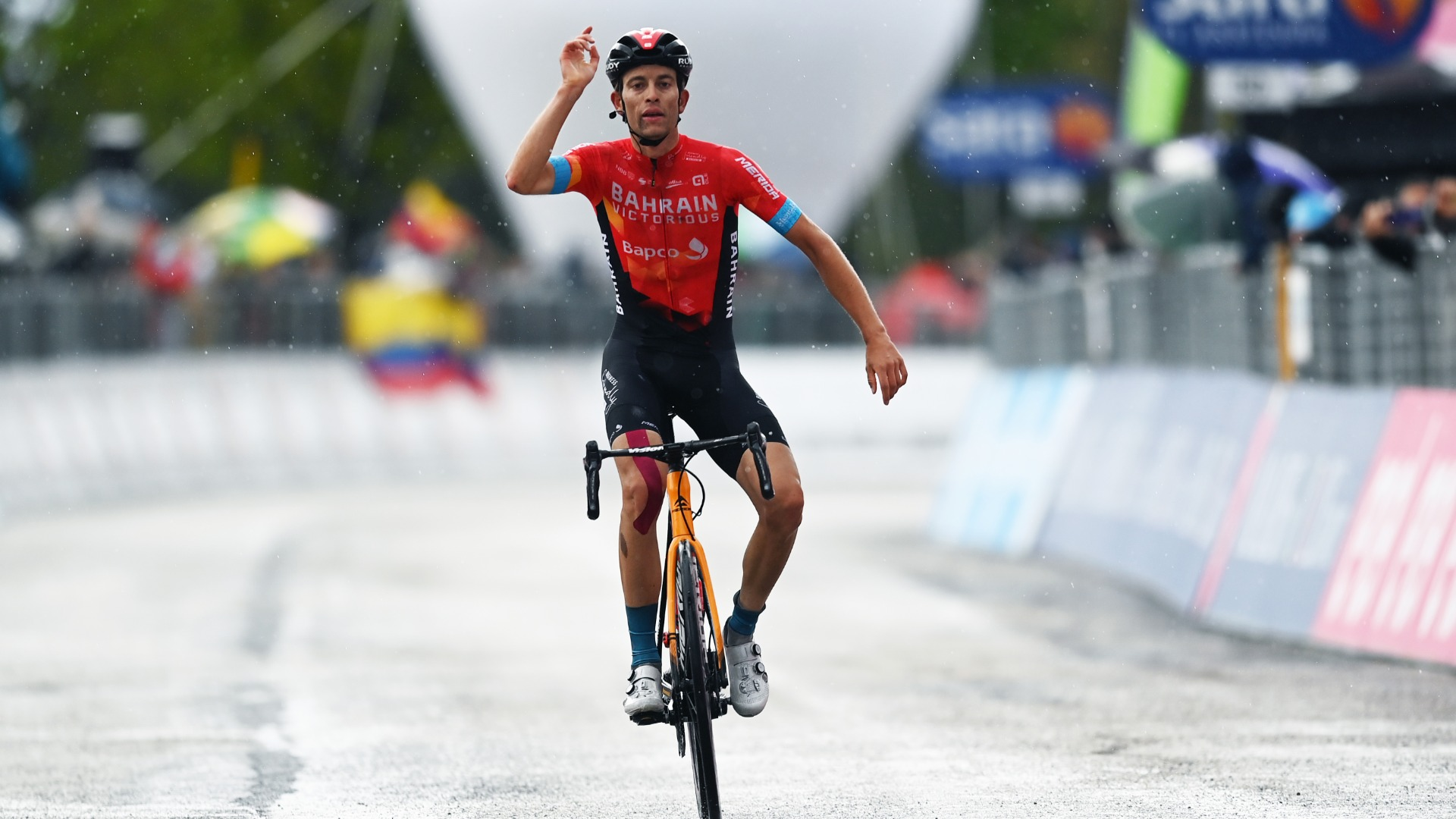 Giro d'Italia: Mader climbs to stage six win, Valter takes maglia rosa