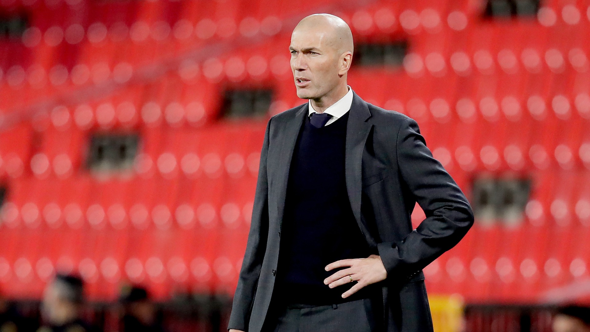 Zidane vows Real Madrid will 'go to the end' in LaLiga title race